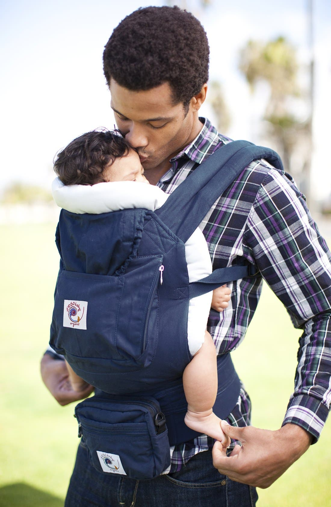 Alternate Image 4  - ERGObaby Baby Carrier