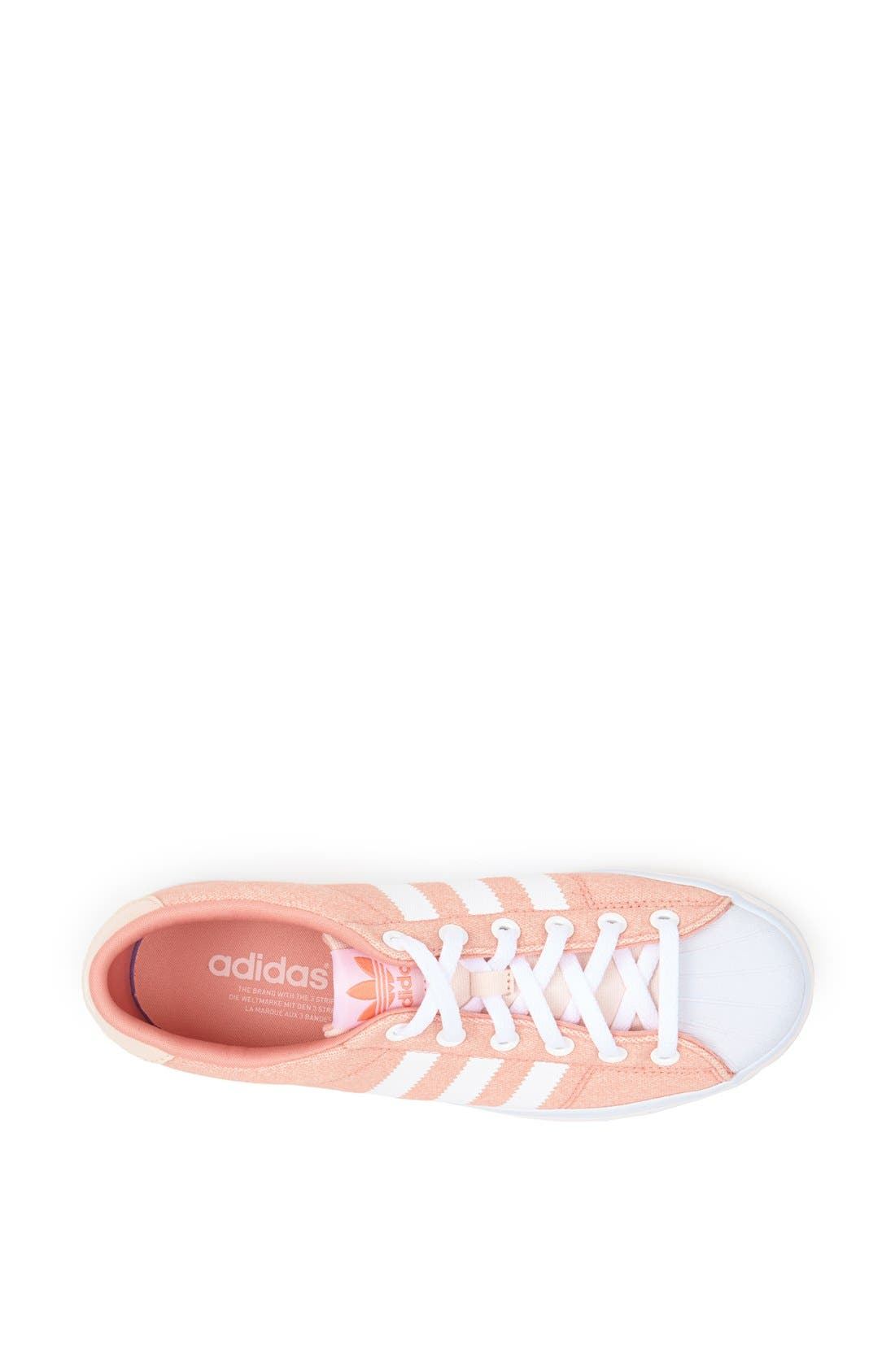 Alternate Image 3  - adidas 'Vulc Star Lo' Sneaker (Women)