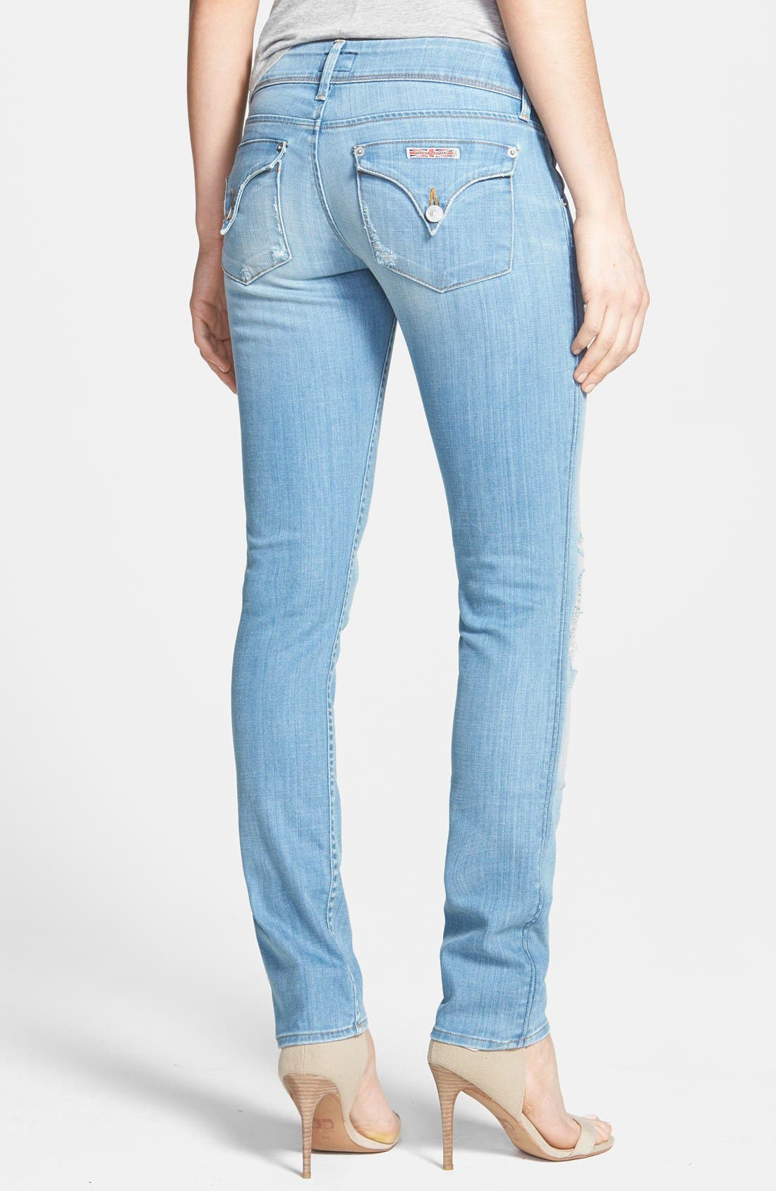 Alternate Image 2  - Hudson Jeans 'Collin' Skinny Jeans (Soul Search)