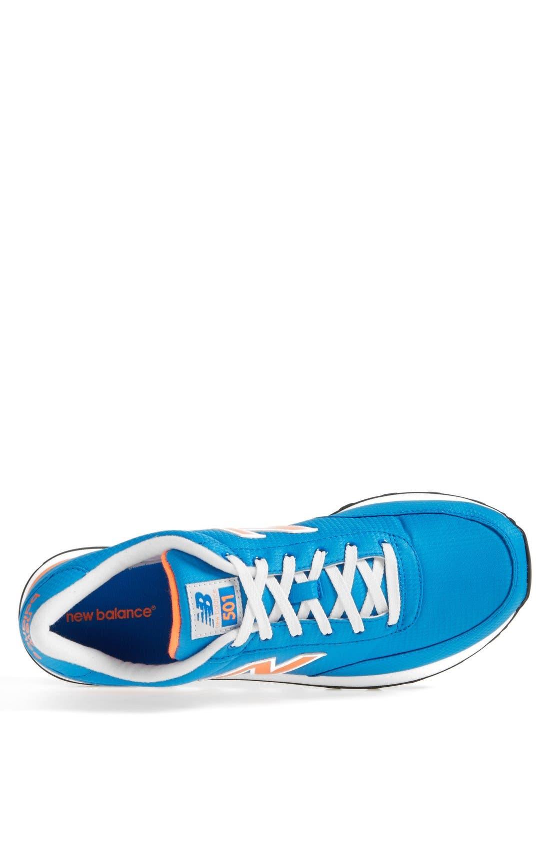 Alternate Image 3  - New Balance '501' Sneaker (Men) (Online Only)