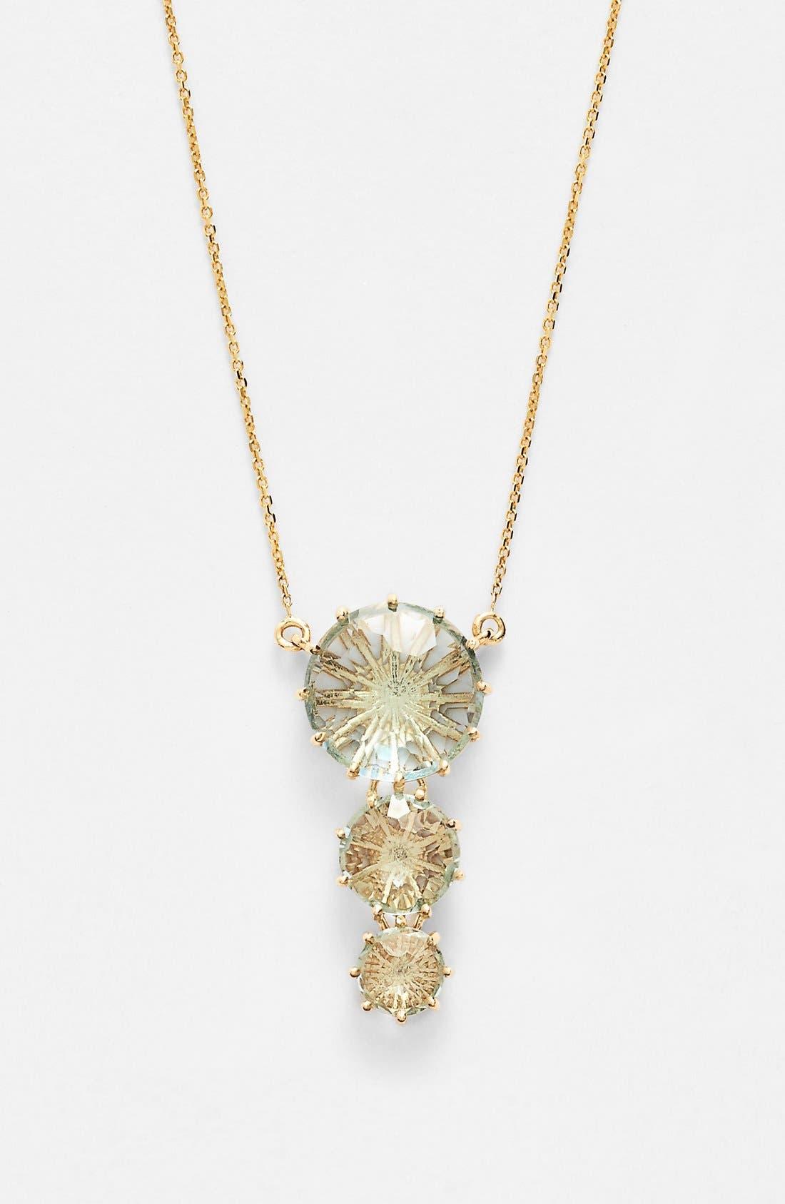 Main Image - KALAN by Suzanne Kalan Stone Pendant Necklace