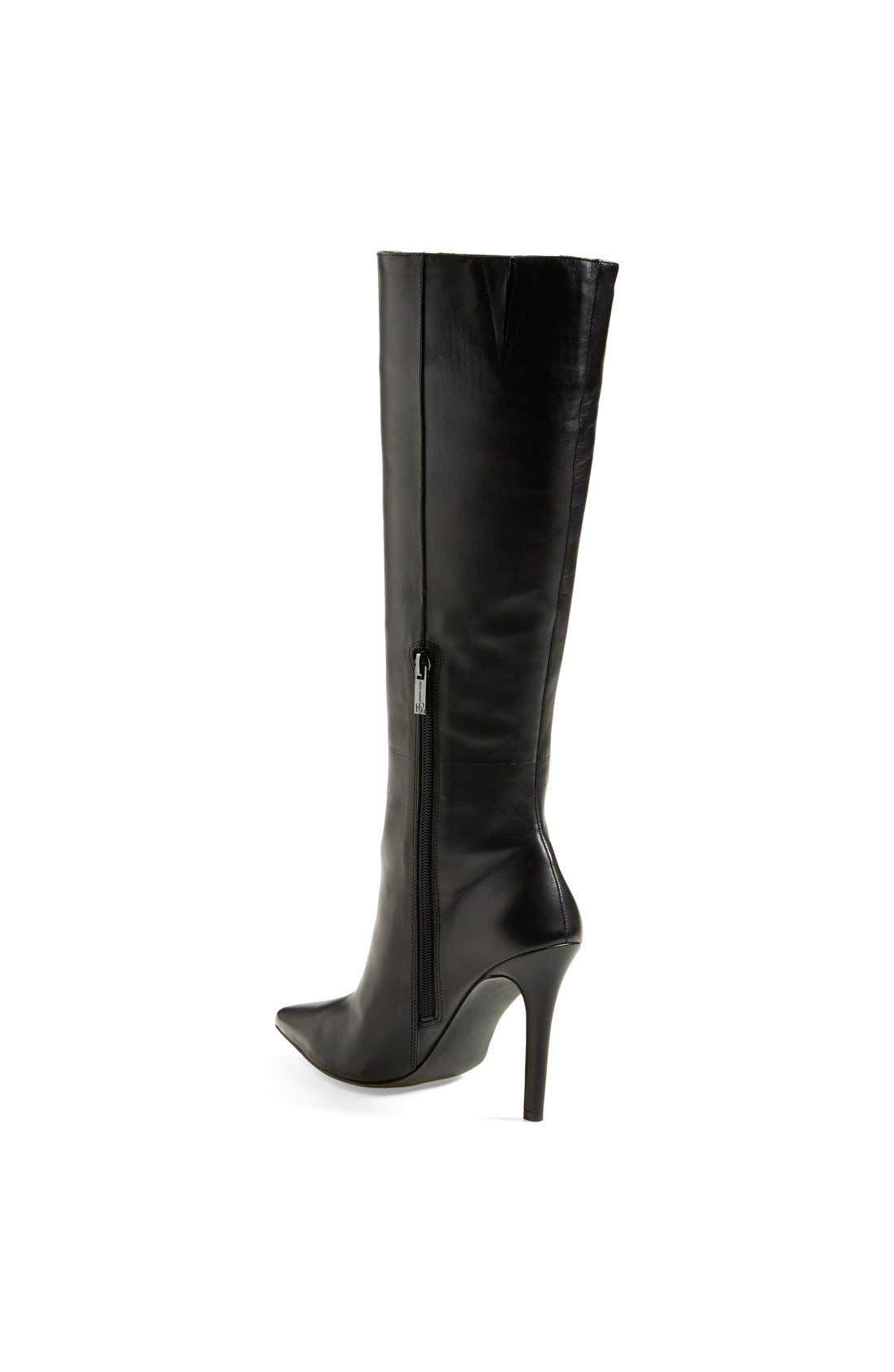 Alternate Image 2  - Jessica Simpson 'Capitani' Pointy Toe Knee High Boot (Women)