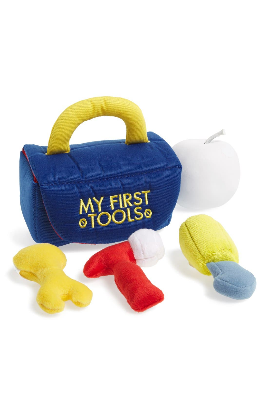 Alternate Image 2  - Gund 'My First Tools' Plush Tool Kit