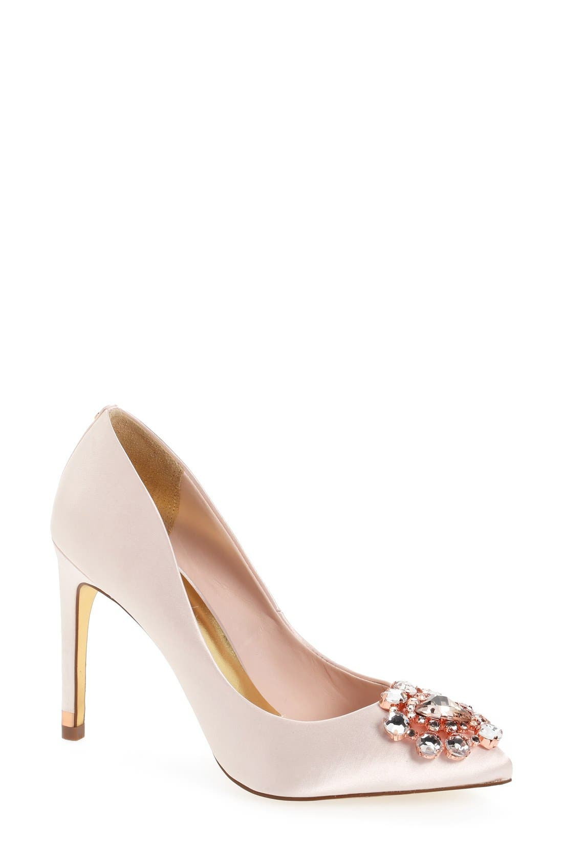 Alternate Image 1 Selected - Ted Baker London 'Torela' Pump