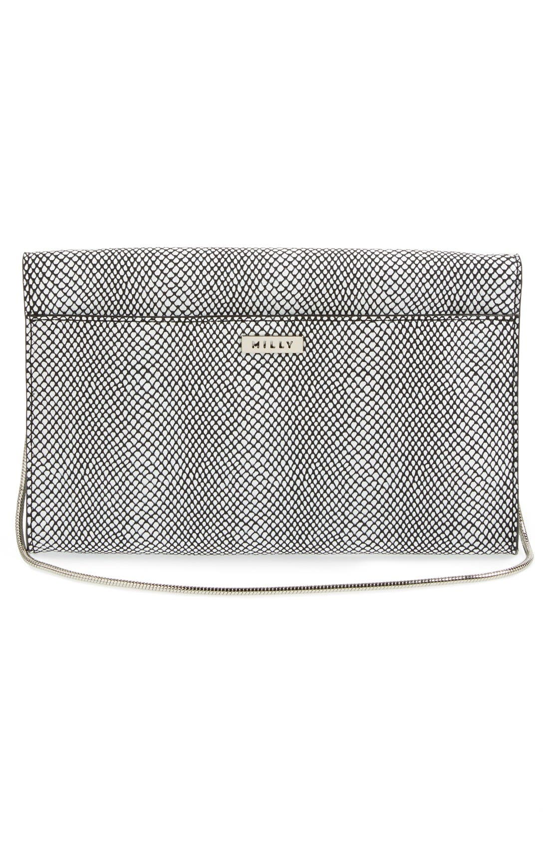 Alternate Image 3  - Milly 'Irving' Clutch