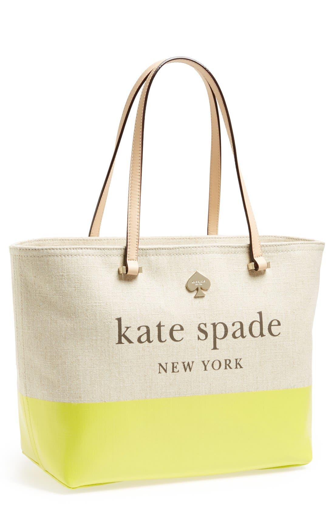 Alternate Image 1 Selected - kate spade new york 'lott street - francis' tote