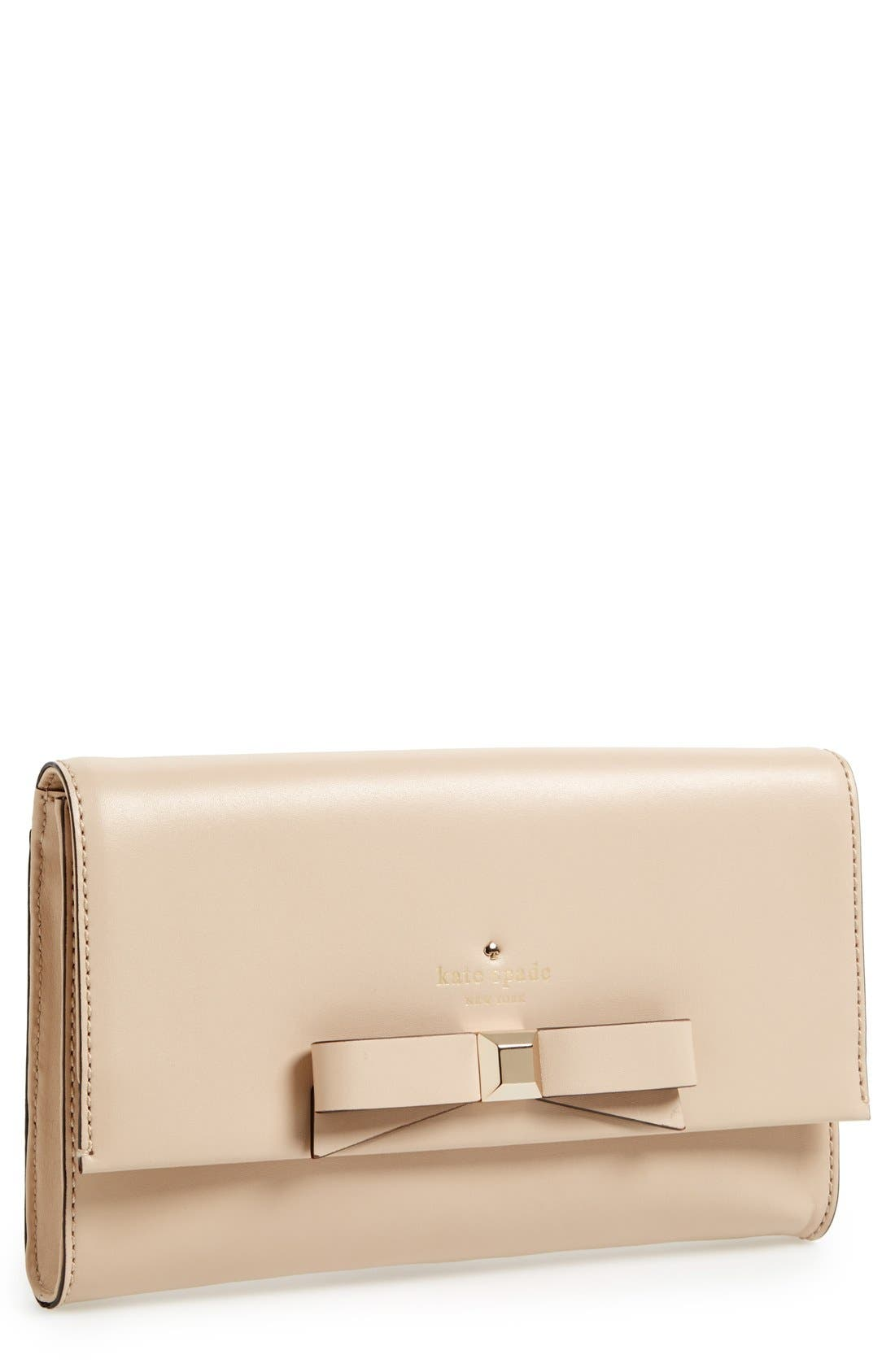 Alternate Image 1 Selected - kate spade new york 'holly street - remi' clutch