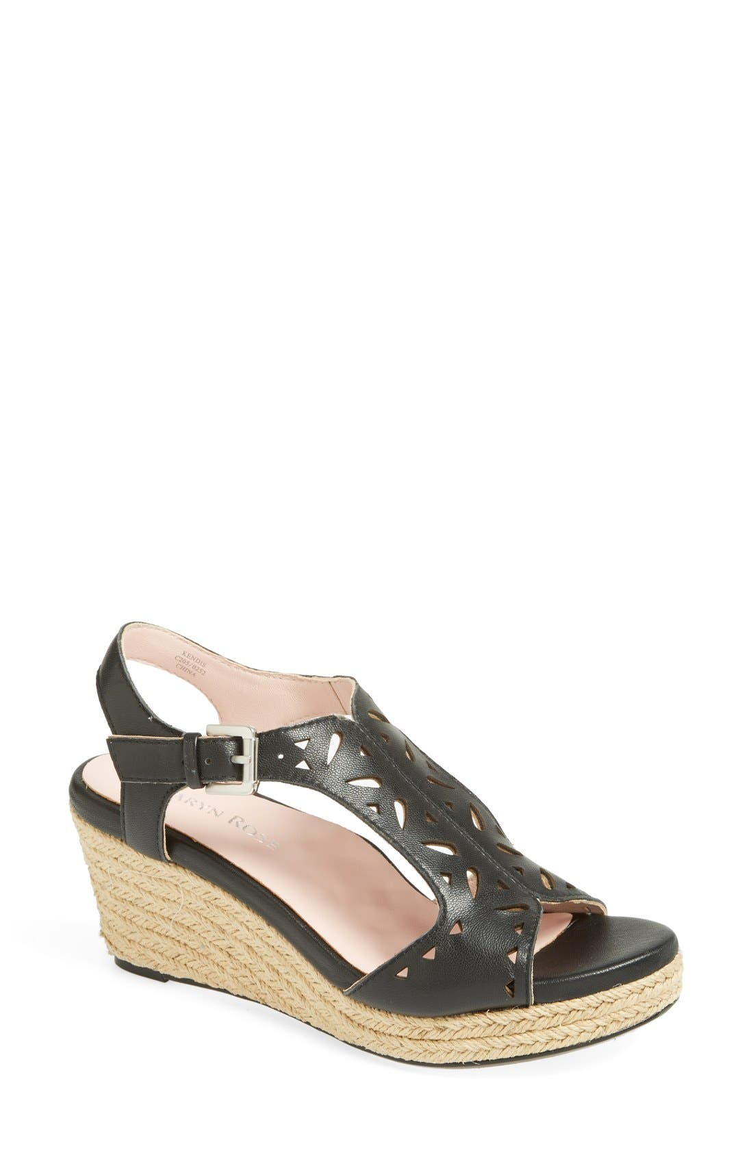 Alternate Image 1 Selected - Taryn Rose 'Kendis' Sandal
