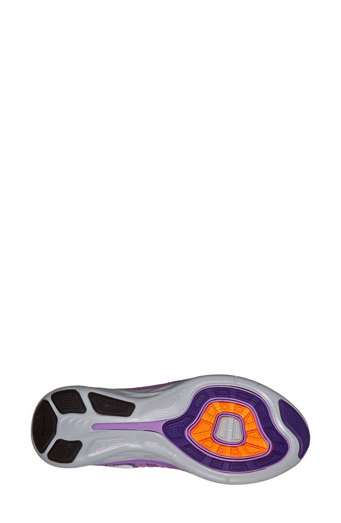 Alternate Image 4  - Nike 'Flyknit Lunar2' Running Shoe (Women)
