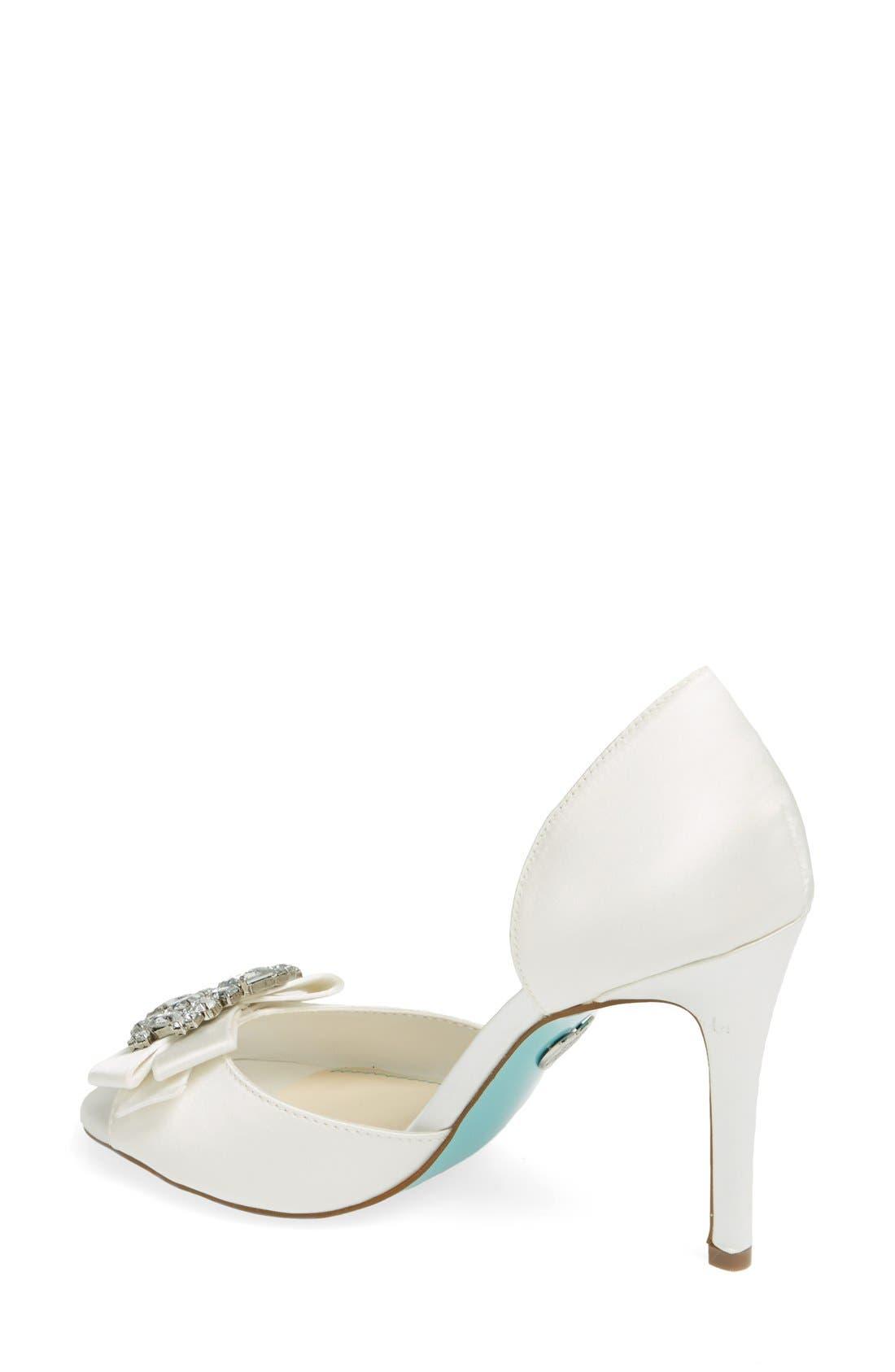 Alternate Image 2  - Betsey Johnson 'Glam' Sandal