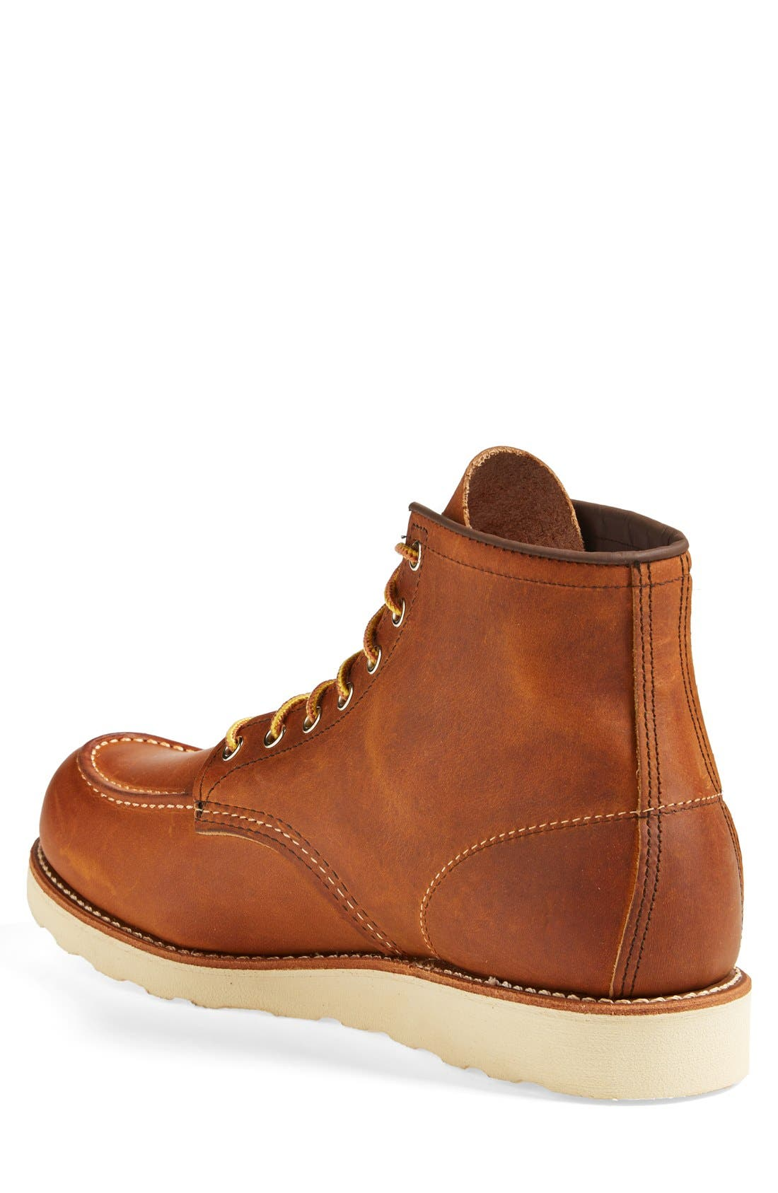 Moc Toe Boot,                             Alternate thumbnail 2, color,                             Copper Yuma