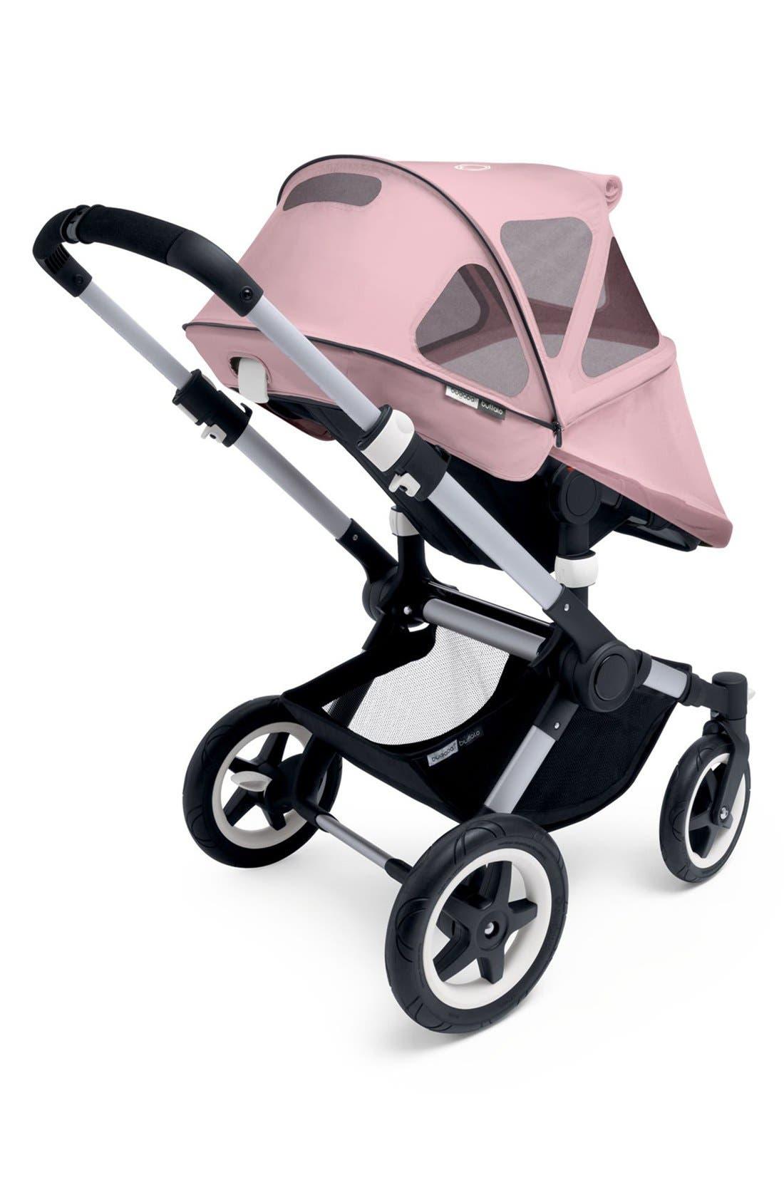 'Buffalo - Breezy' Sun Canopy,                         Main,                         color, Soft Pink