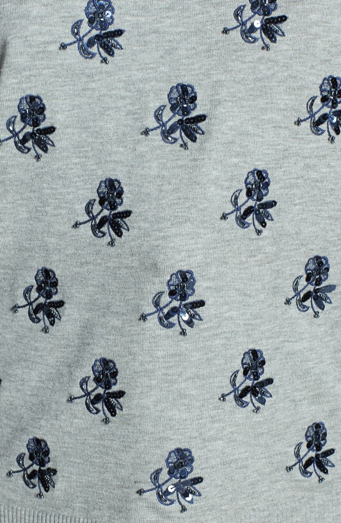 Alternate Image 3  - Weekend Max Mara 'Pandora' Sequin Embroidered Sweater