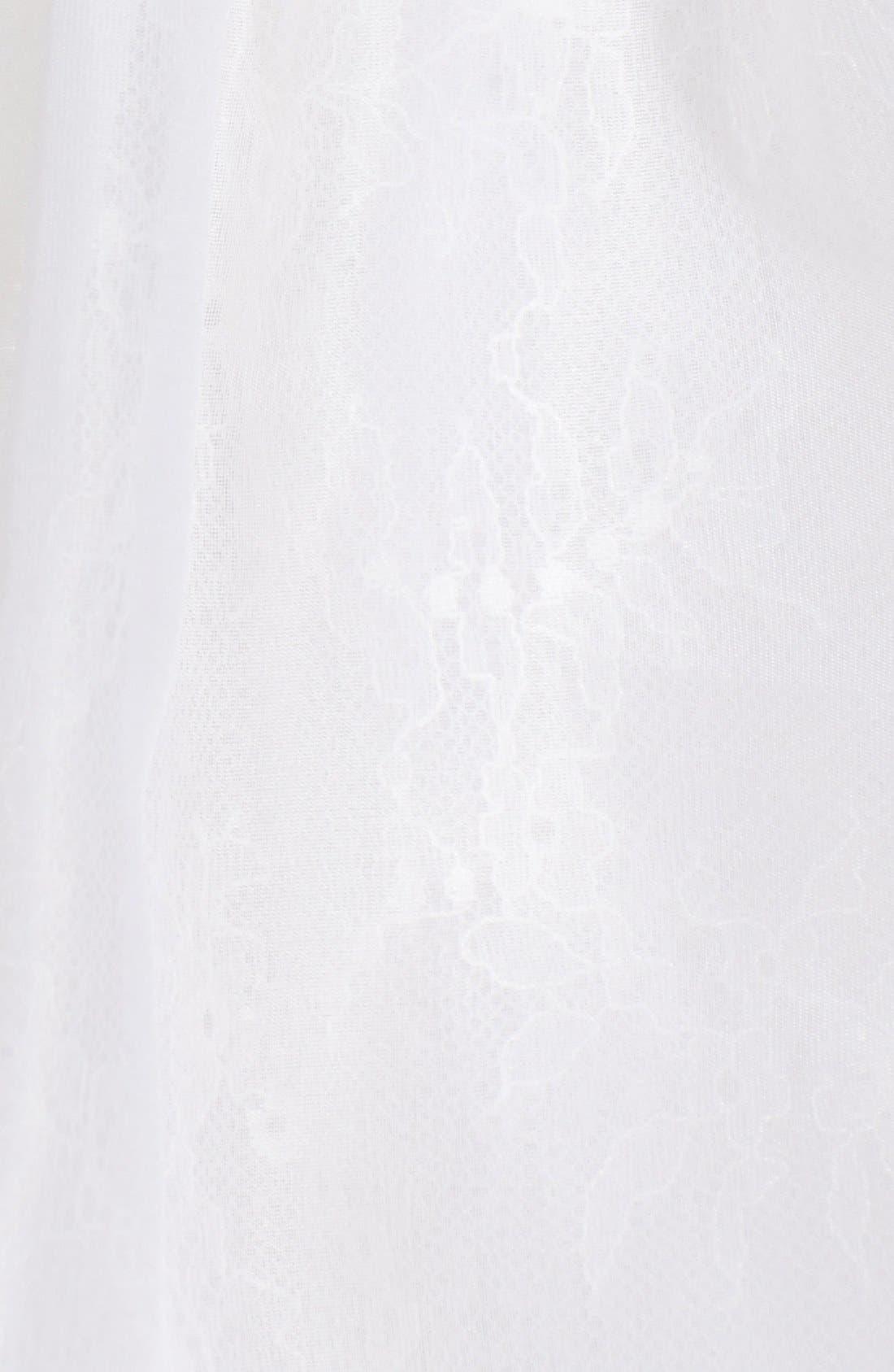 Alternate Image 4  - Ali Ro Strapless Organza & Lace Dress