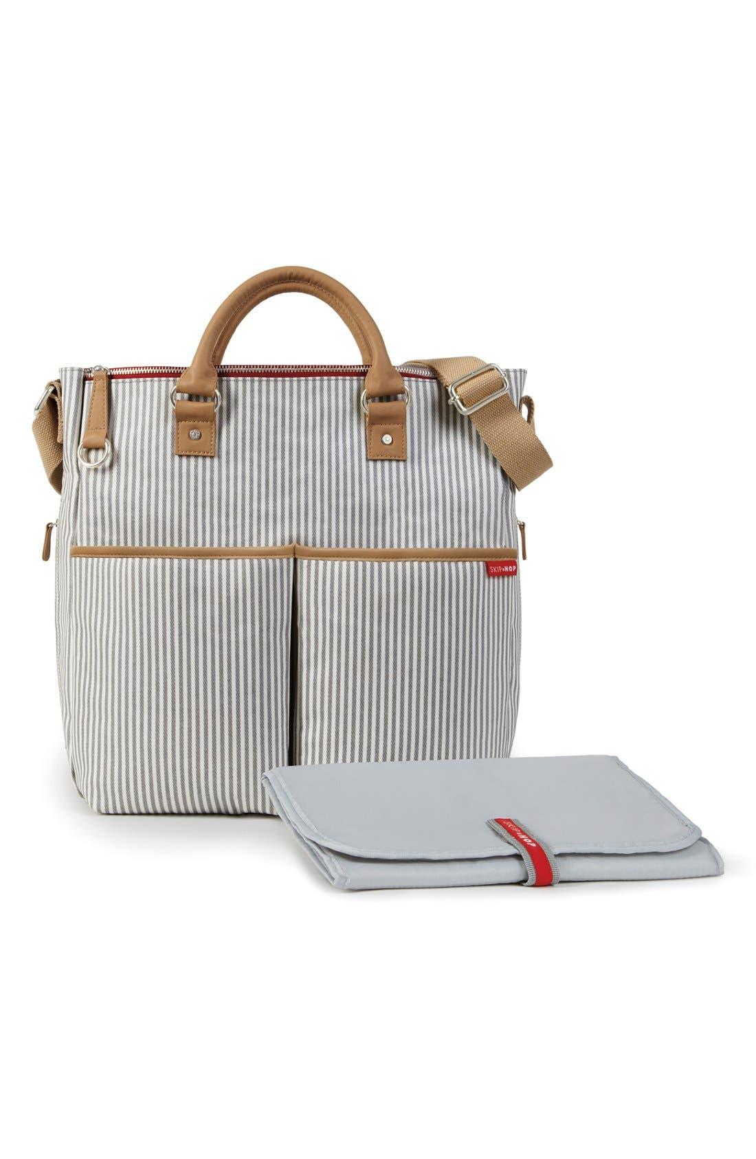 Main Image - Skip Hop 'Duo' Diaper Bag (Nordstrom Exclusive)