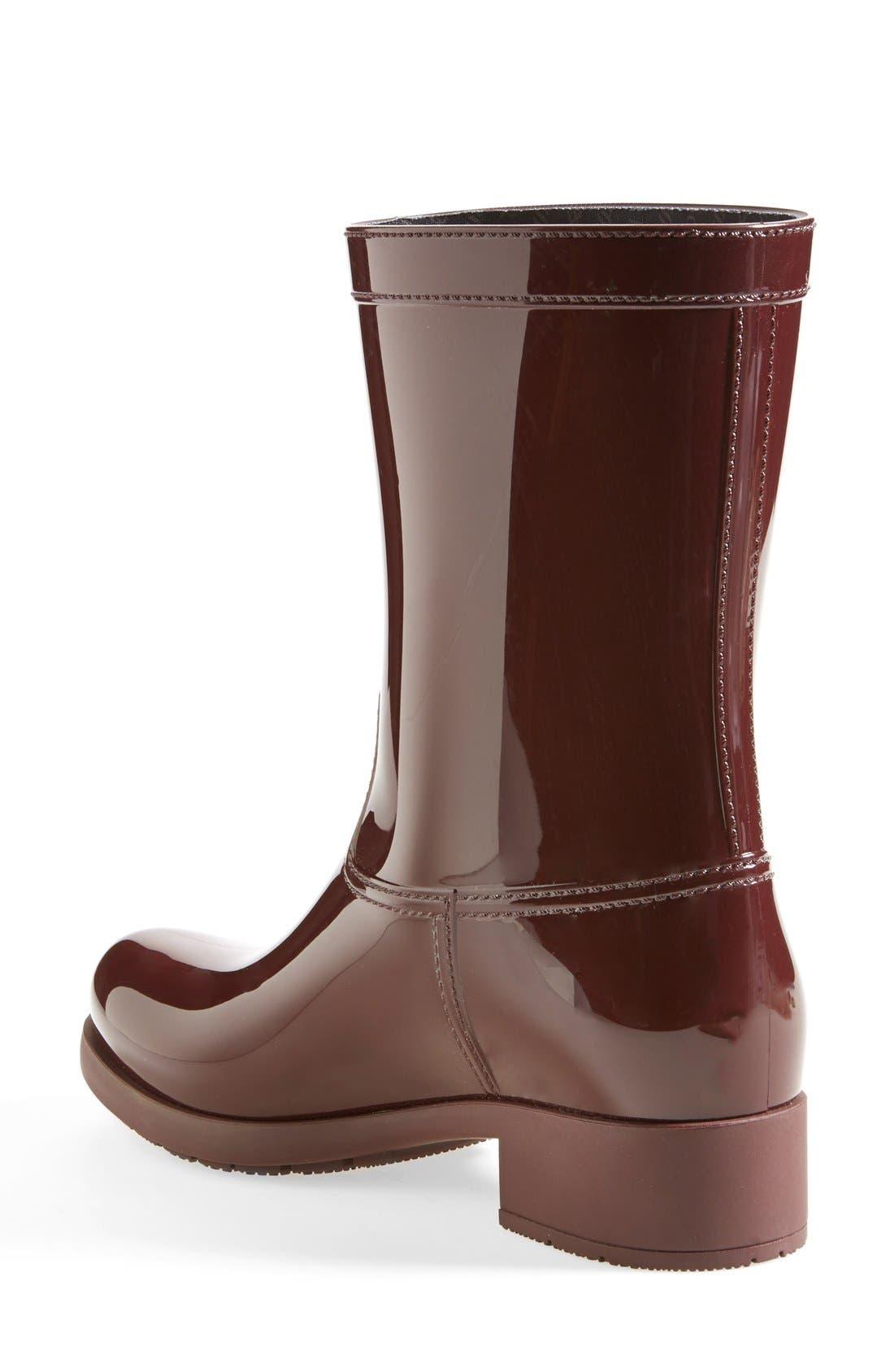 Alternate Image 2  - Prada Rubber Rain Boot (Women)