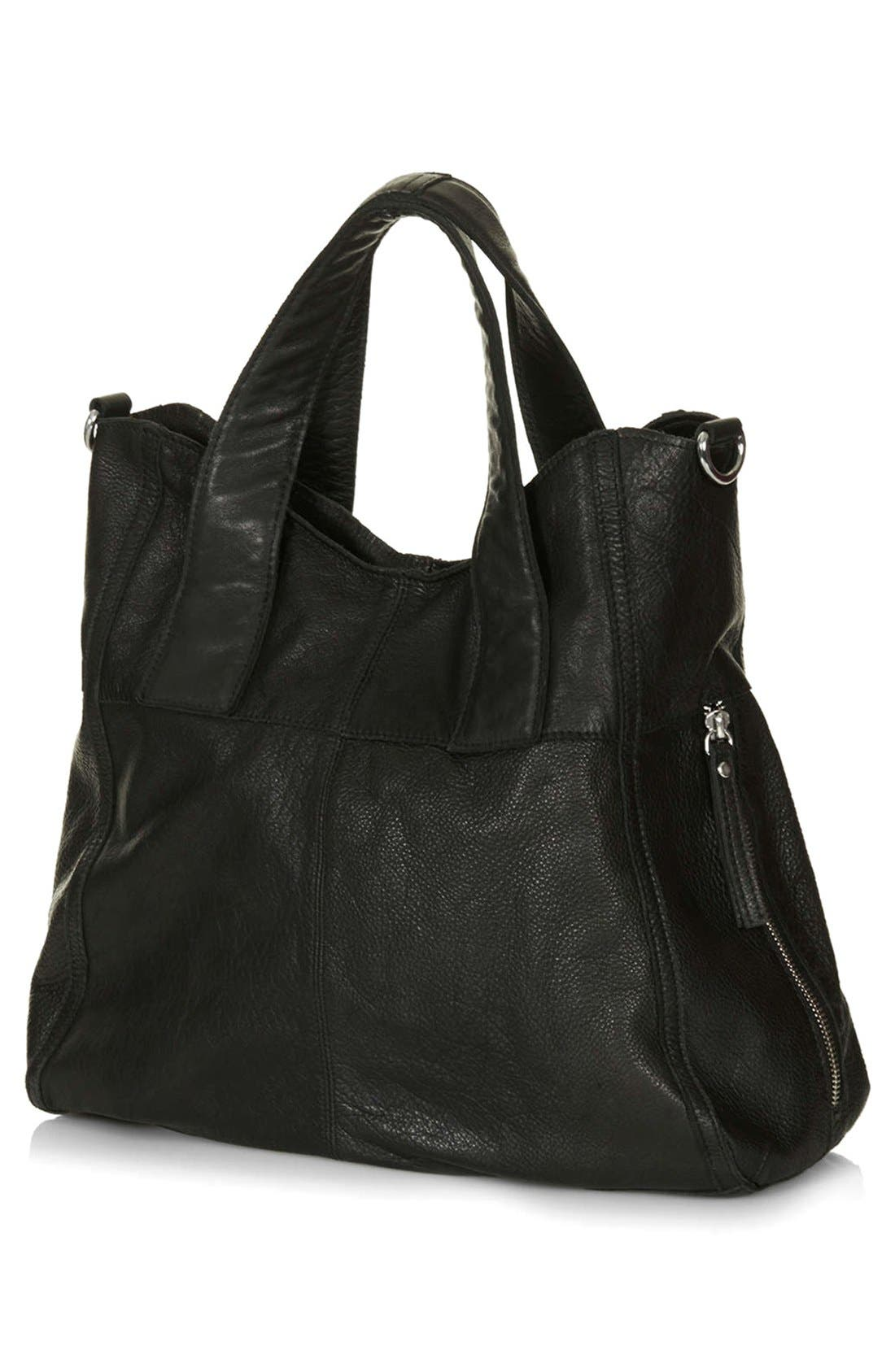 Alternate Image 4  - Topshop 'Vintage Alba' Holdall Bag