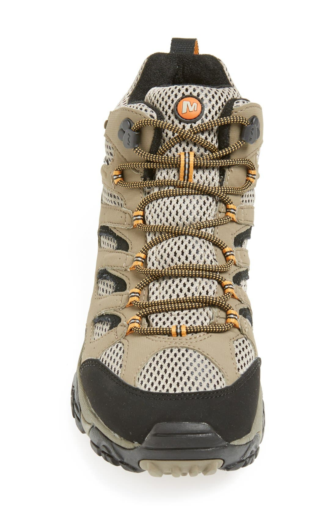 Alternate Image 3  - Merrell 'Moab Mid Gore-Tex® XCR' Hiking Boot (Men) (Online Only)