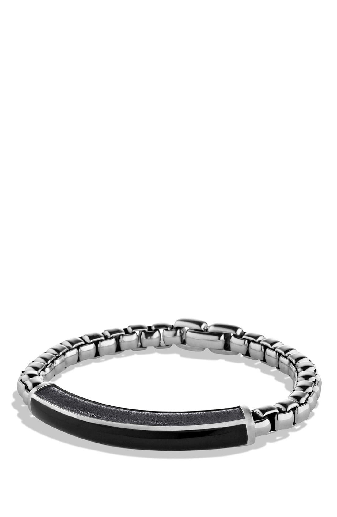 David Yurman 'Exotic Stone' ID Bracelet