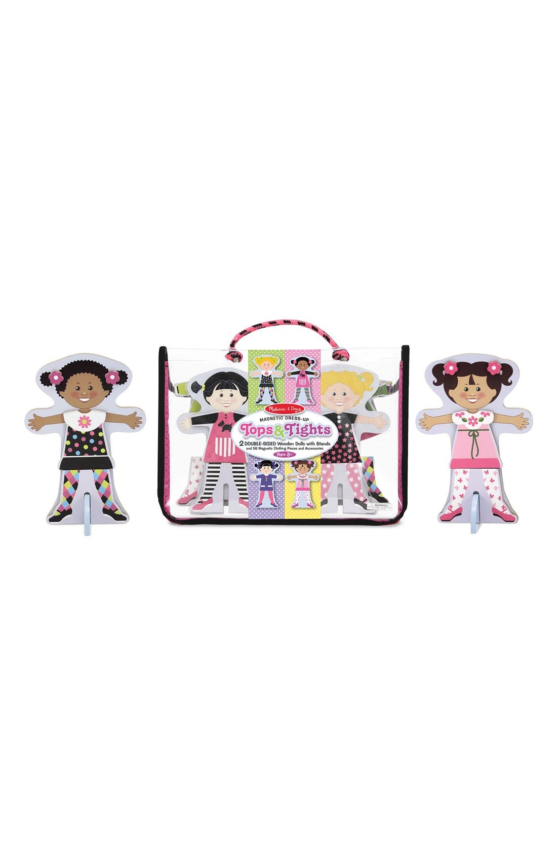 Alternate Image 2  - Melissa & Doug Magnetic Dress-Up Set