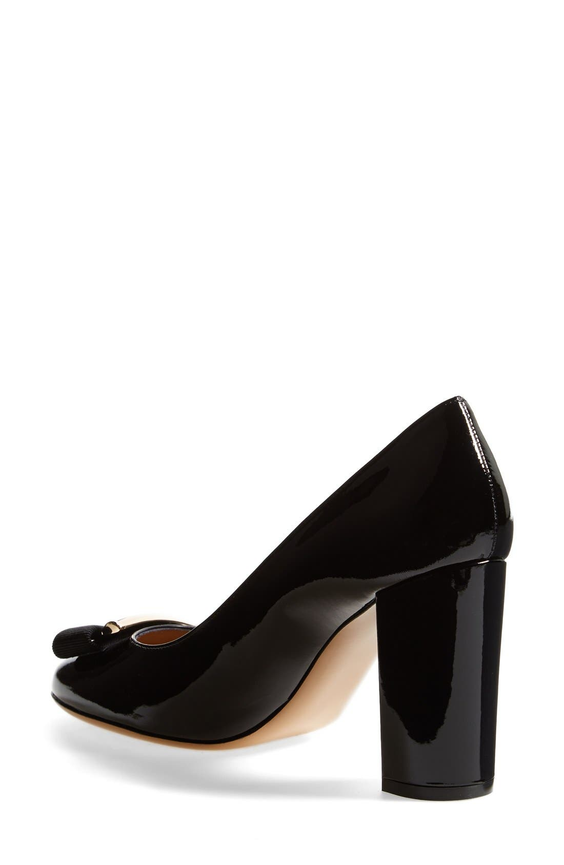 Alternate Image 2  - Salvatore Ferragamo 'Ninna 85' Pump (Women)