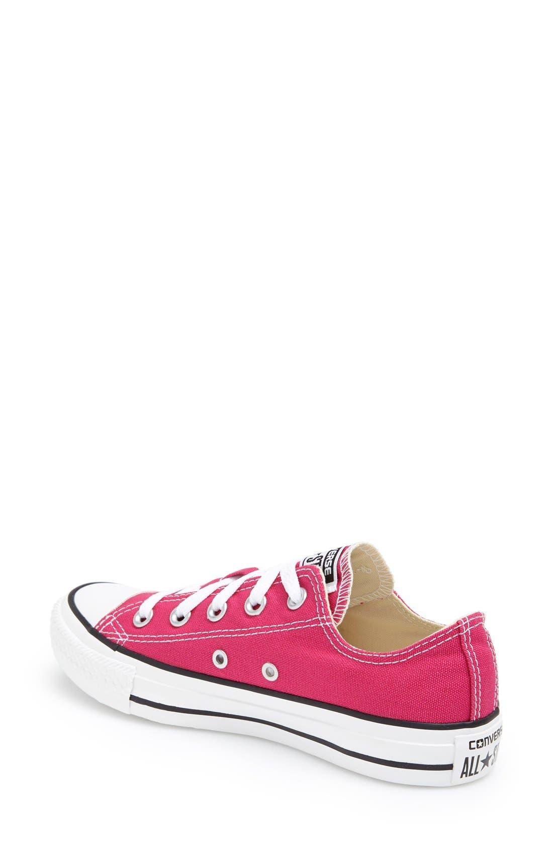 Alternate Image 2  - Converse Chuck Taylor® All Star® 'Ox' Sneaker (Women)
