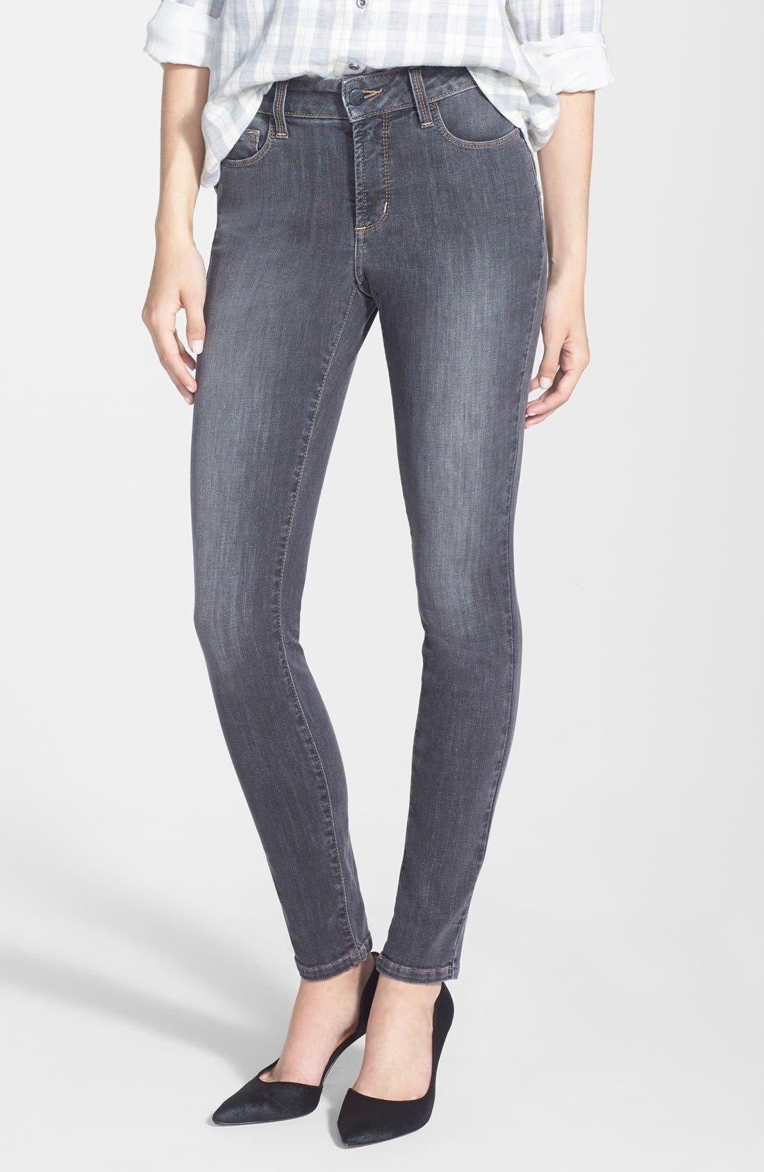 Main Image - NYDJ 'Ami' Stretch Skinny Jeans (Dakota) (Regular & Petite)