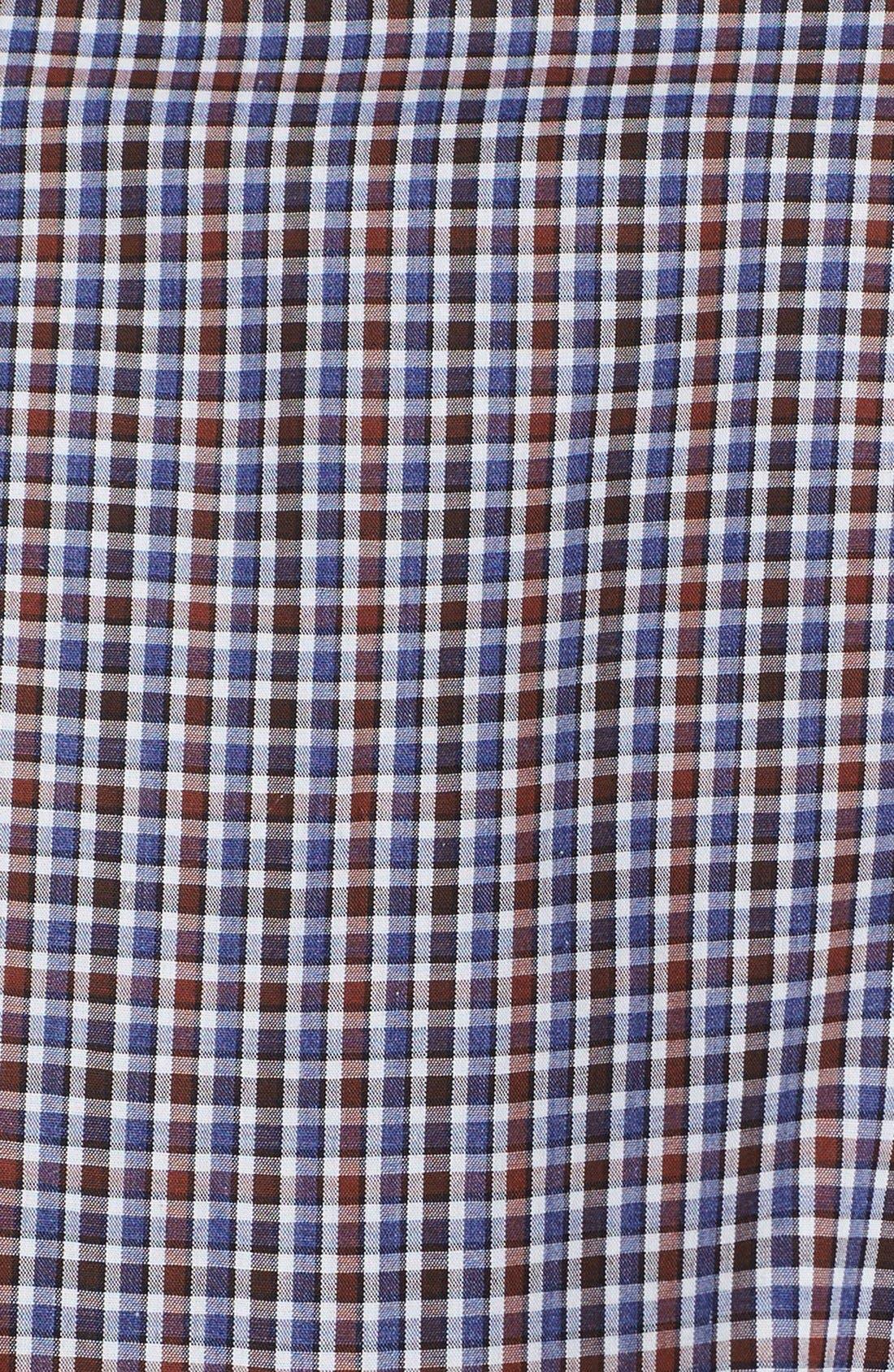 Alternate Image 2  - Billy Reid 'John T' Standard Fit Check Woven Shirt