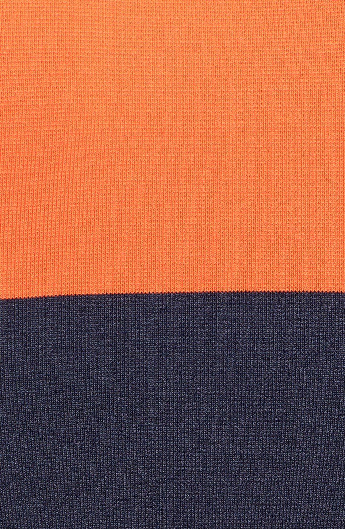 Alternate Image 4  - A.L.C. Stripe Crop Sweater