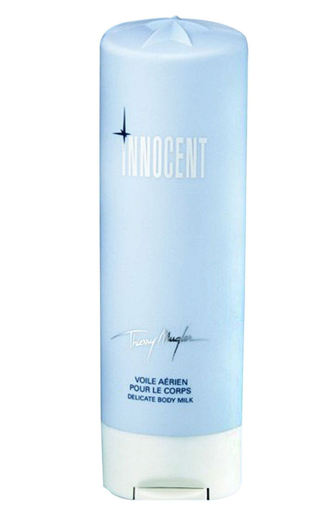 Alternate Image 1 Selected - Innocent by Thierry Mugler Delicate Body Milk