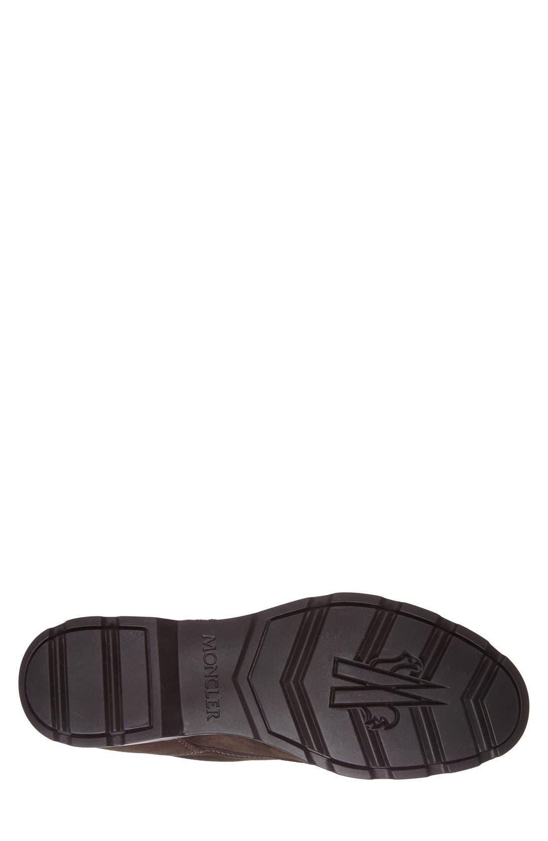 Alternate Image 4  - Moncler 'Vancouver' Plain Toe Boot (Men)