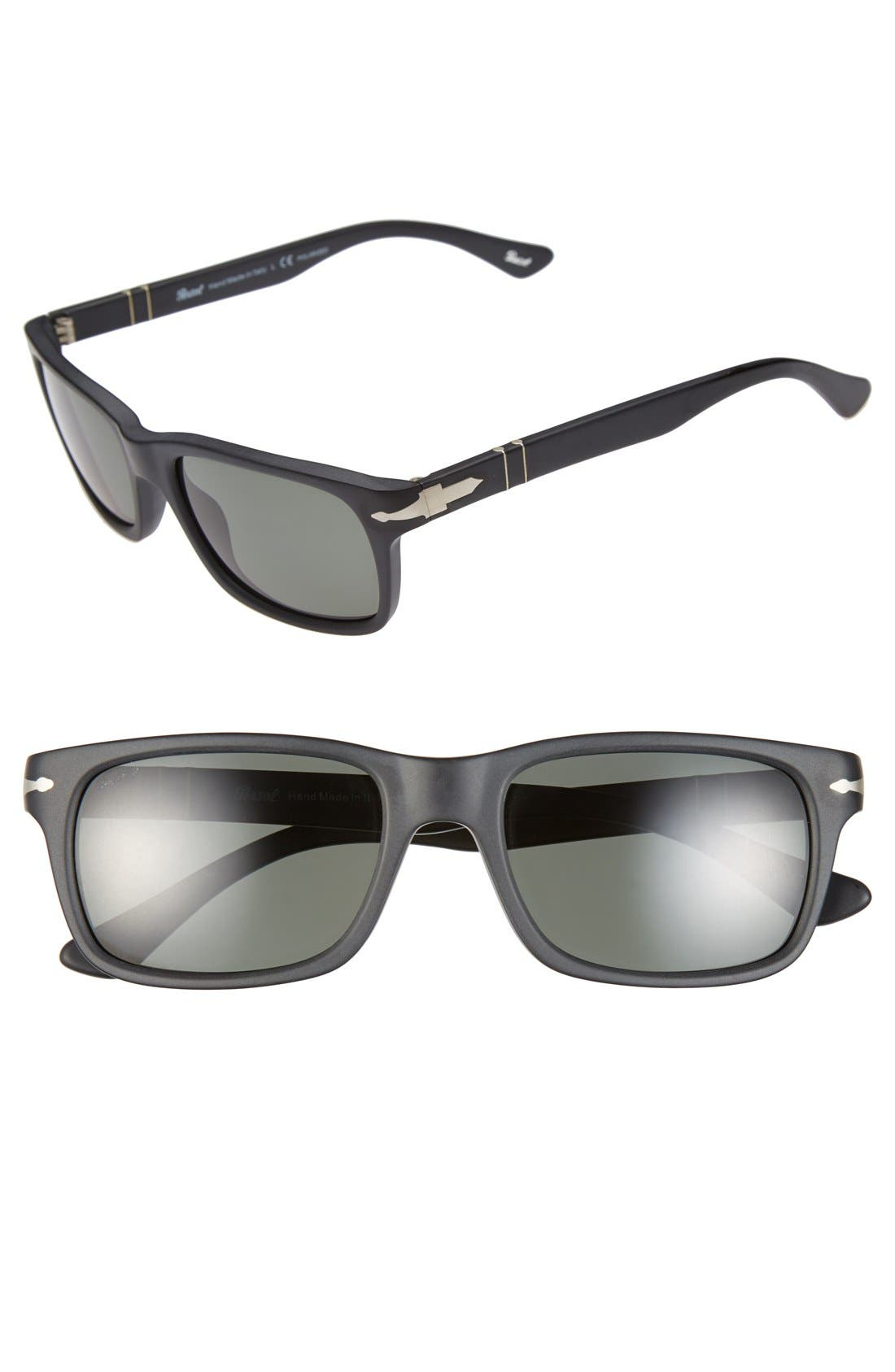 Main Image - Persol 'Suprema' 55mm Polarized Sunglasses