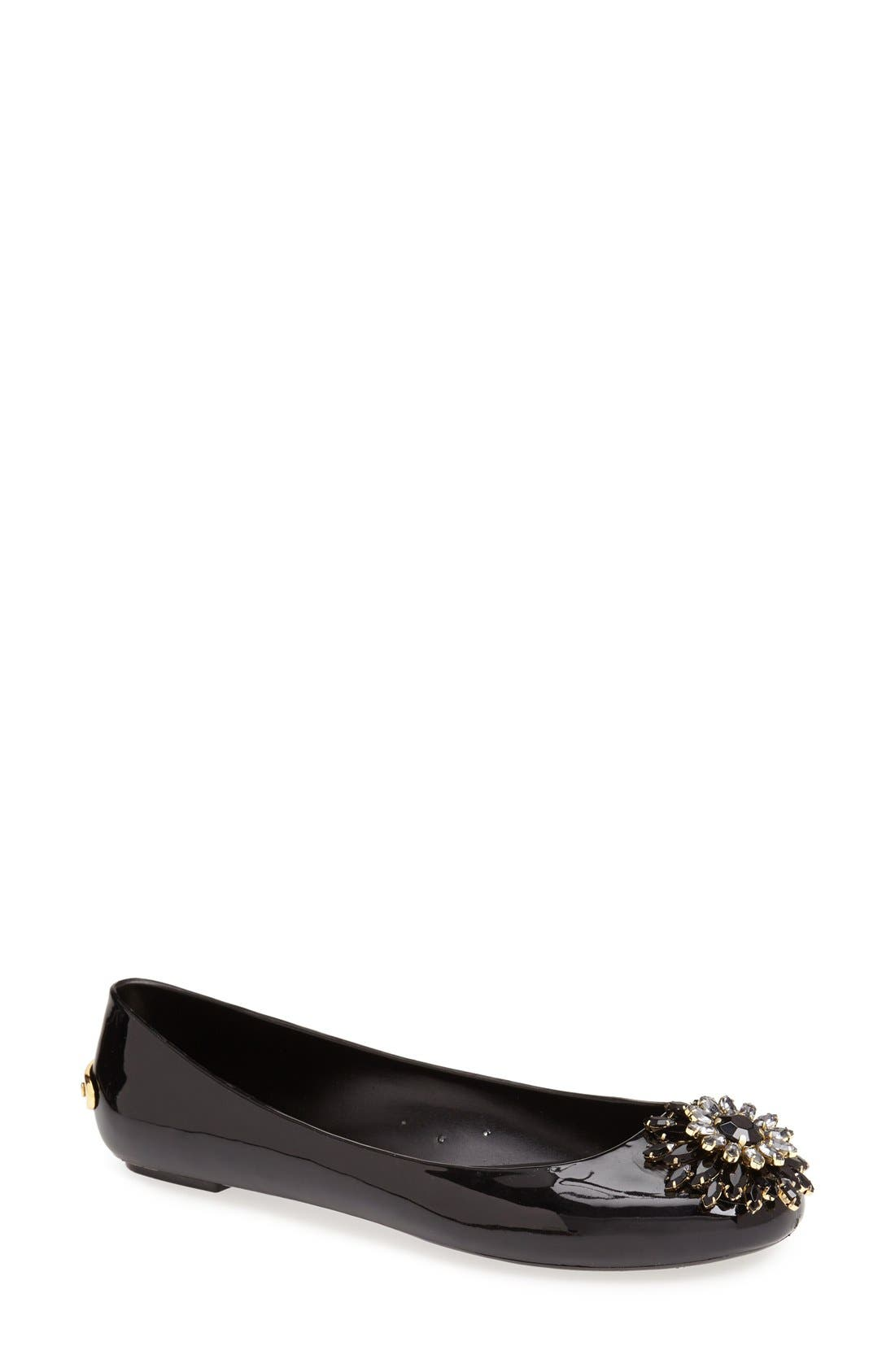 Alternate Image 1 Selected - Ted Baker London 'Anislee' Flat (Women)