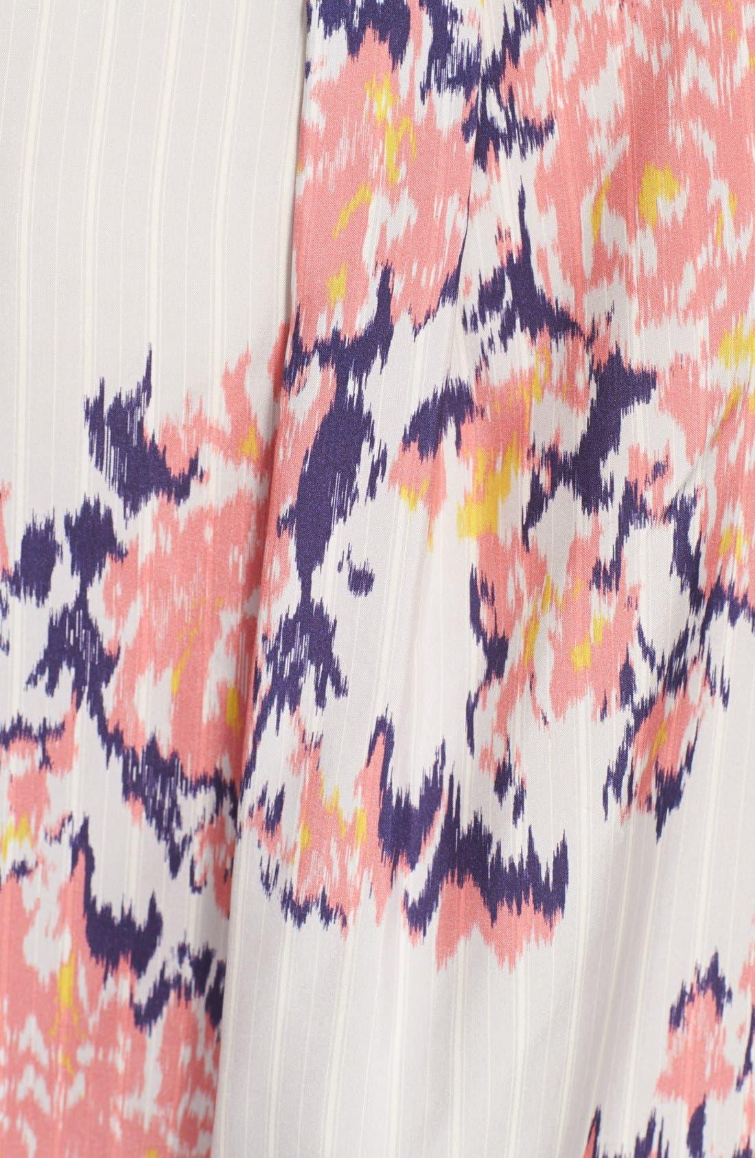 Alternate Image 5  - Thakoon Lace Insert Silk Blouse