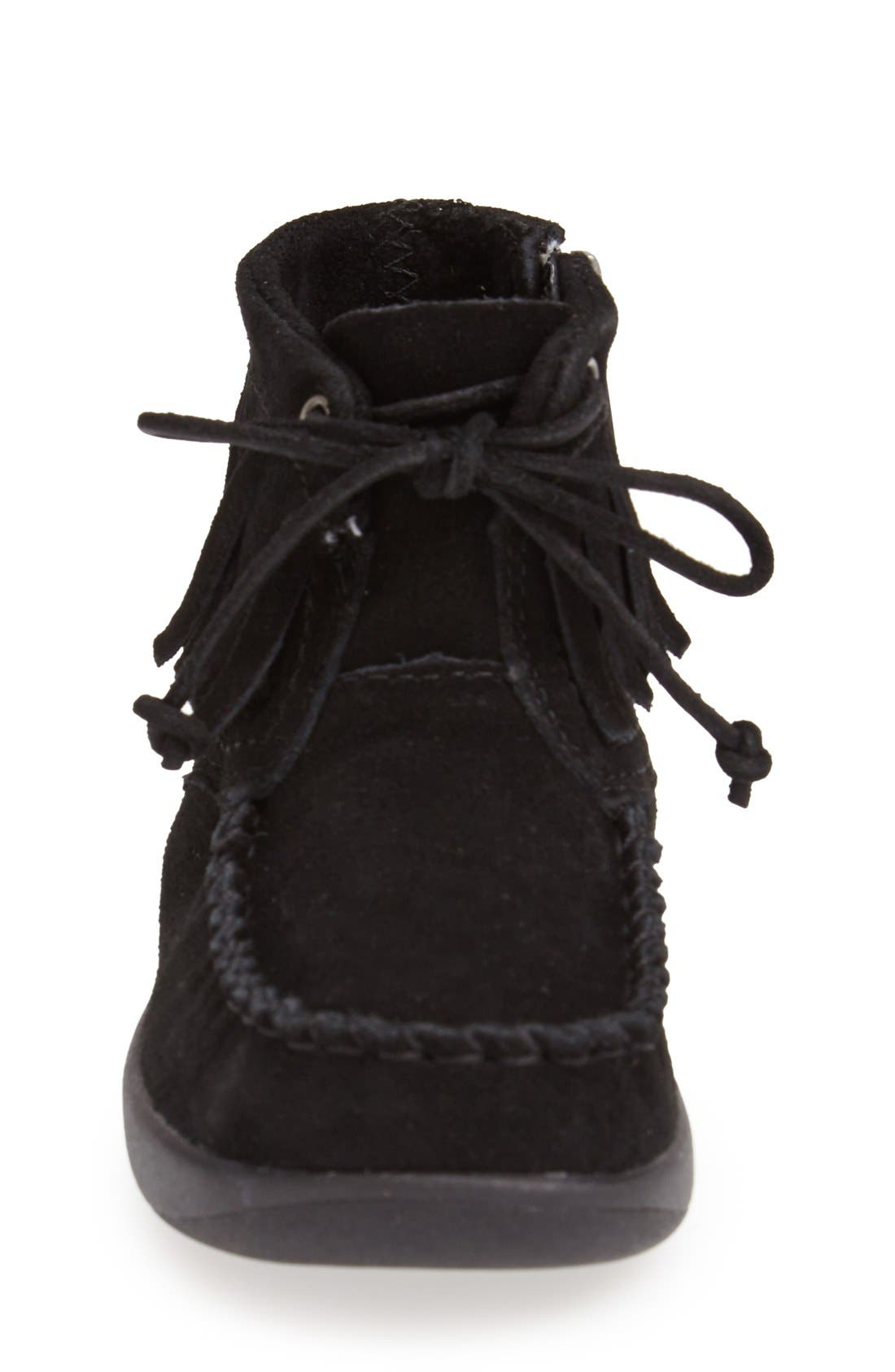 Alternate Image 3  - UGG® Australia 'Anisa' Moccasin Boot (Walker & Toddler)