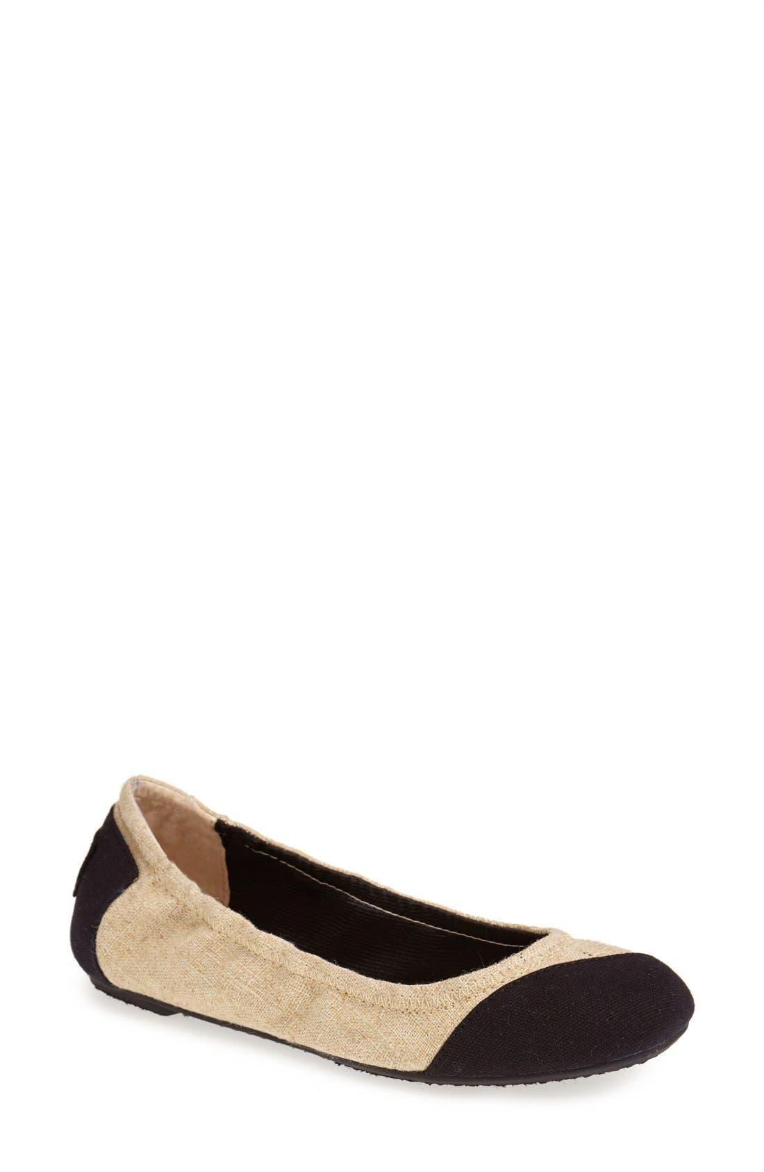 Main Image - TOMS 'Alessandra' Ballet Flat (Women)