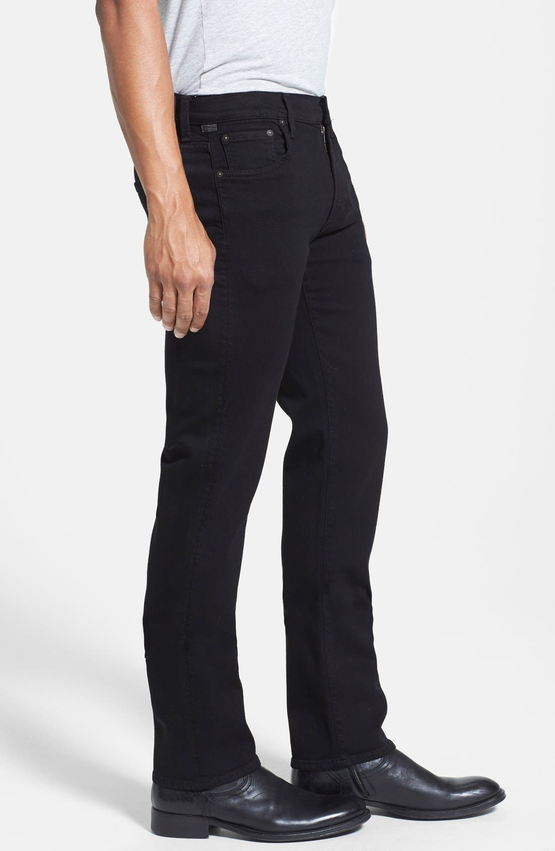 Alternate Image 3  - Citizens of Humanity 'Mod Comfort' Slim Fit Jeans (Dog Town)