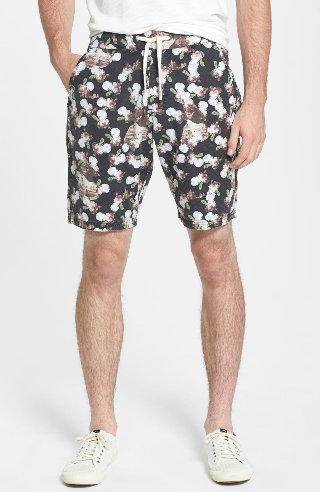 Alternate Image 1 Selected - Ezekiel 'Luxor' Print Shorts