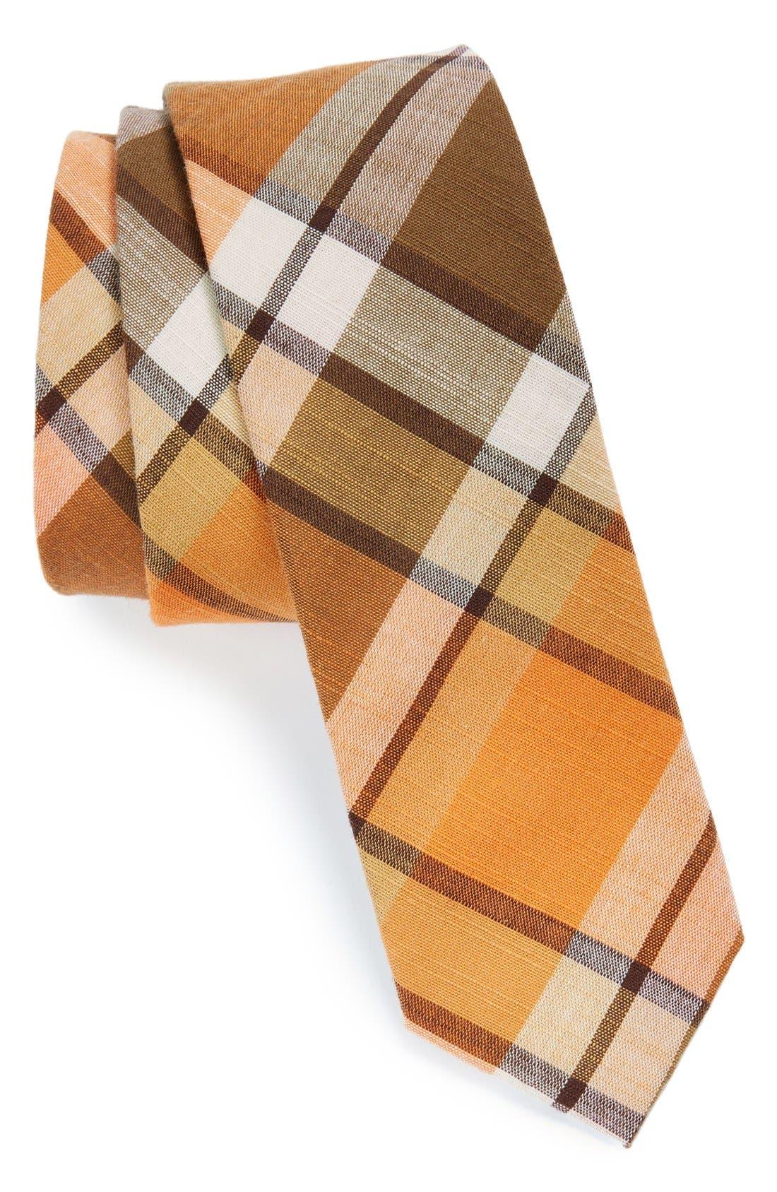 Main Image - Original Penguin Woven Cotton Tie
