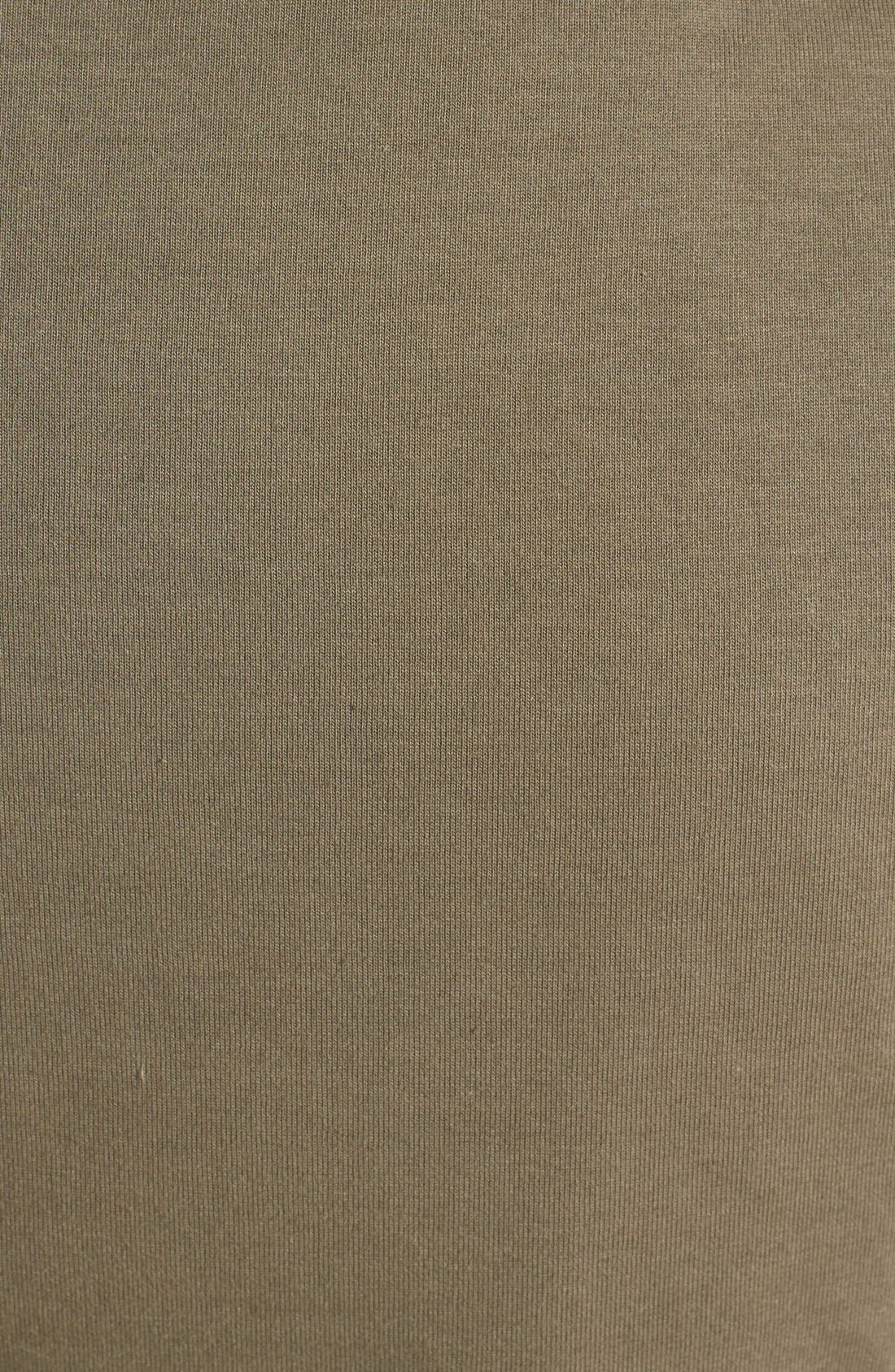 Alternate Image 3  - Splendid 'Bridger' Cotton Moto Vest (Nordstrom Online Exclusive)