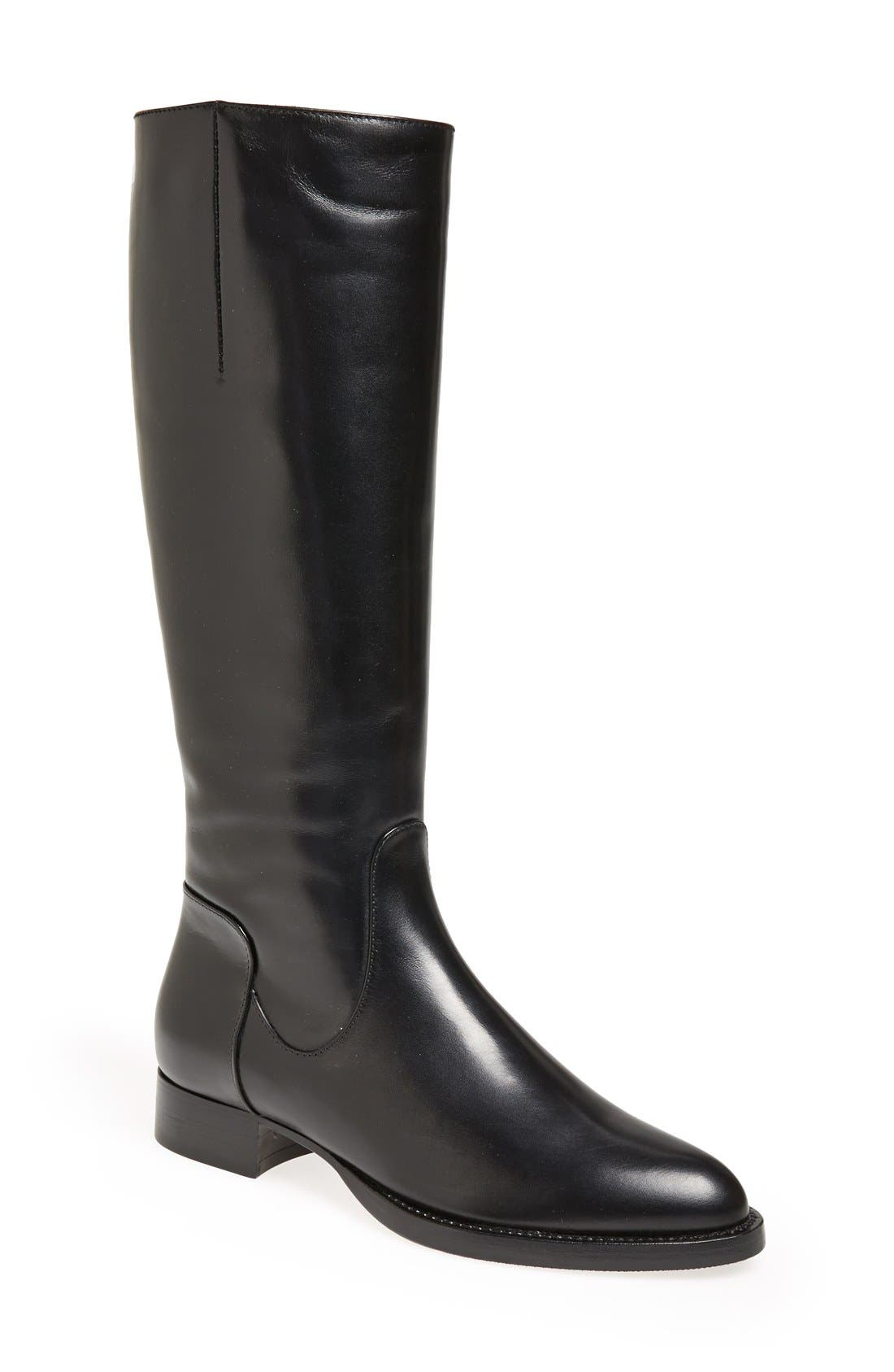 Main Image - Aquatalia by Marvin K. 'Gabor' Weatherproof Leather Tall Boot (Women)