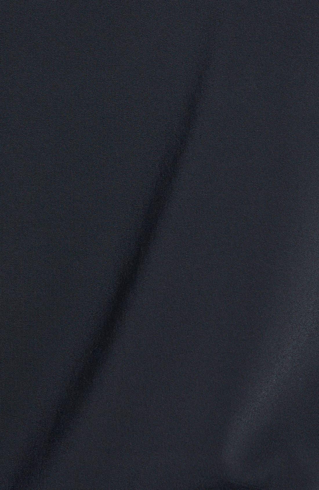 Alternate Image 3  - Halogen® Fine Gauge Crewneck Sweater (Regular & Petite)