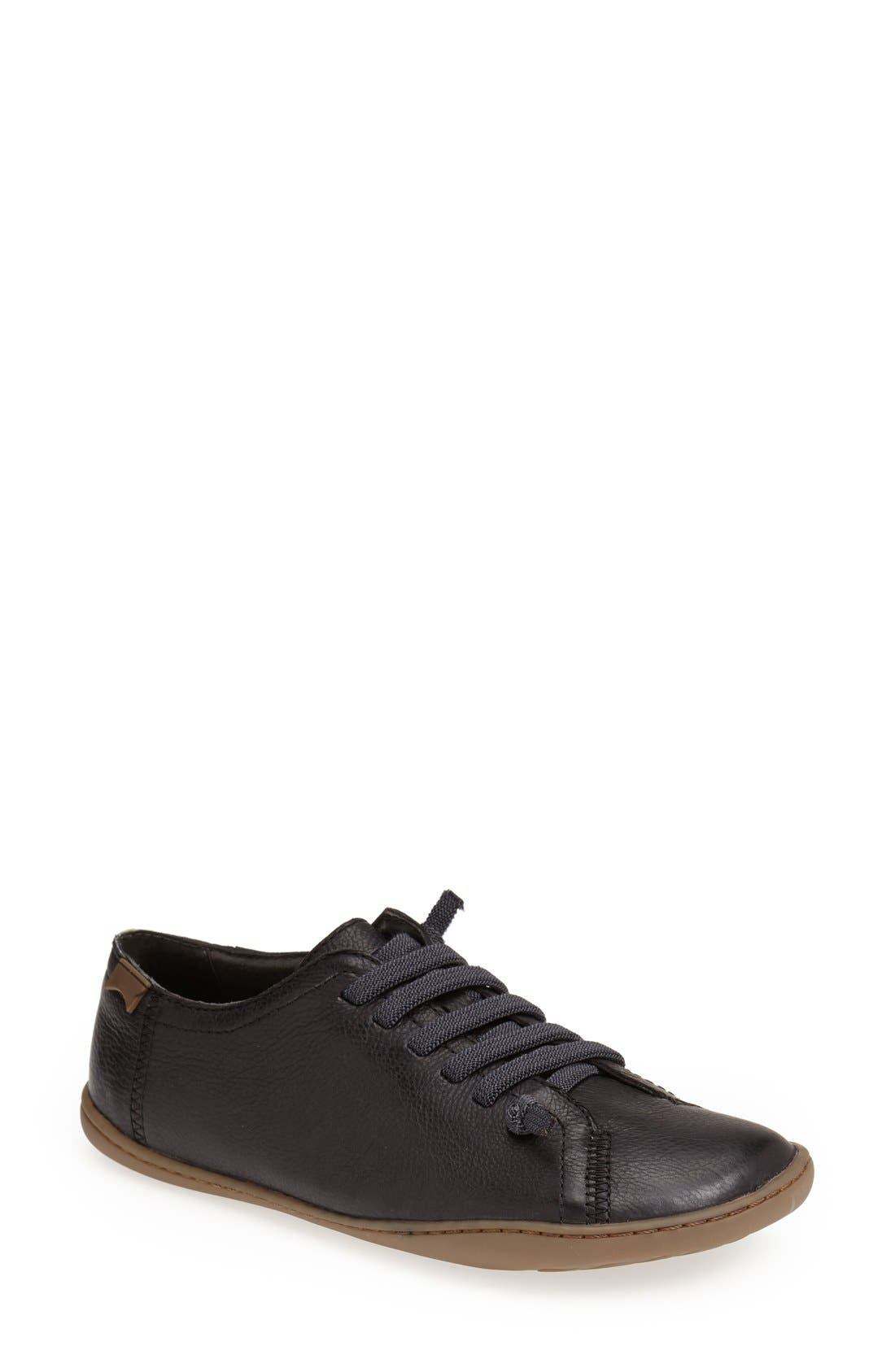 Camper 'PEU CAMI' LEATHER SNEAKER