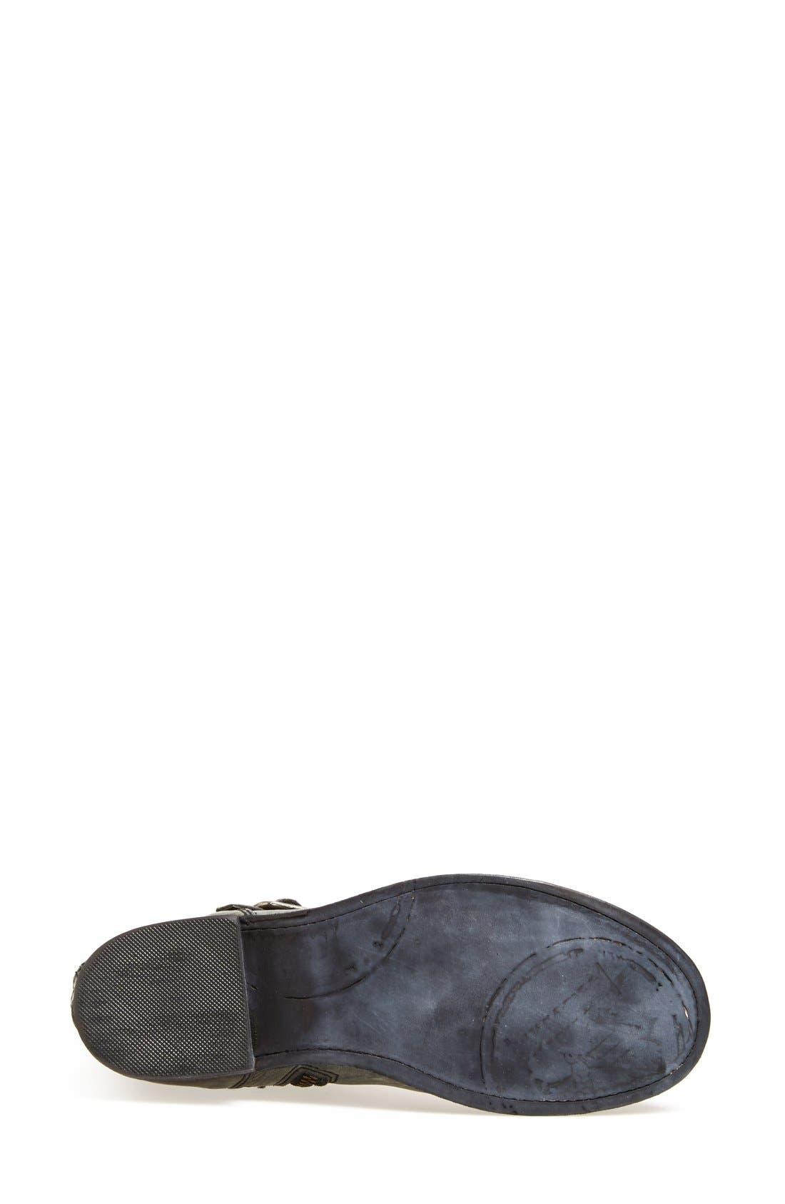 Alternate Image 4  - Liberty Black 'El Paso' Studded Boot (Women)
