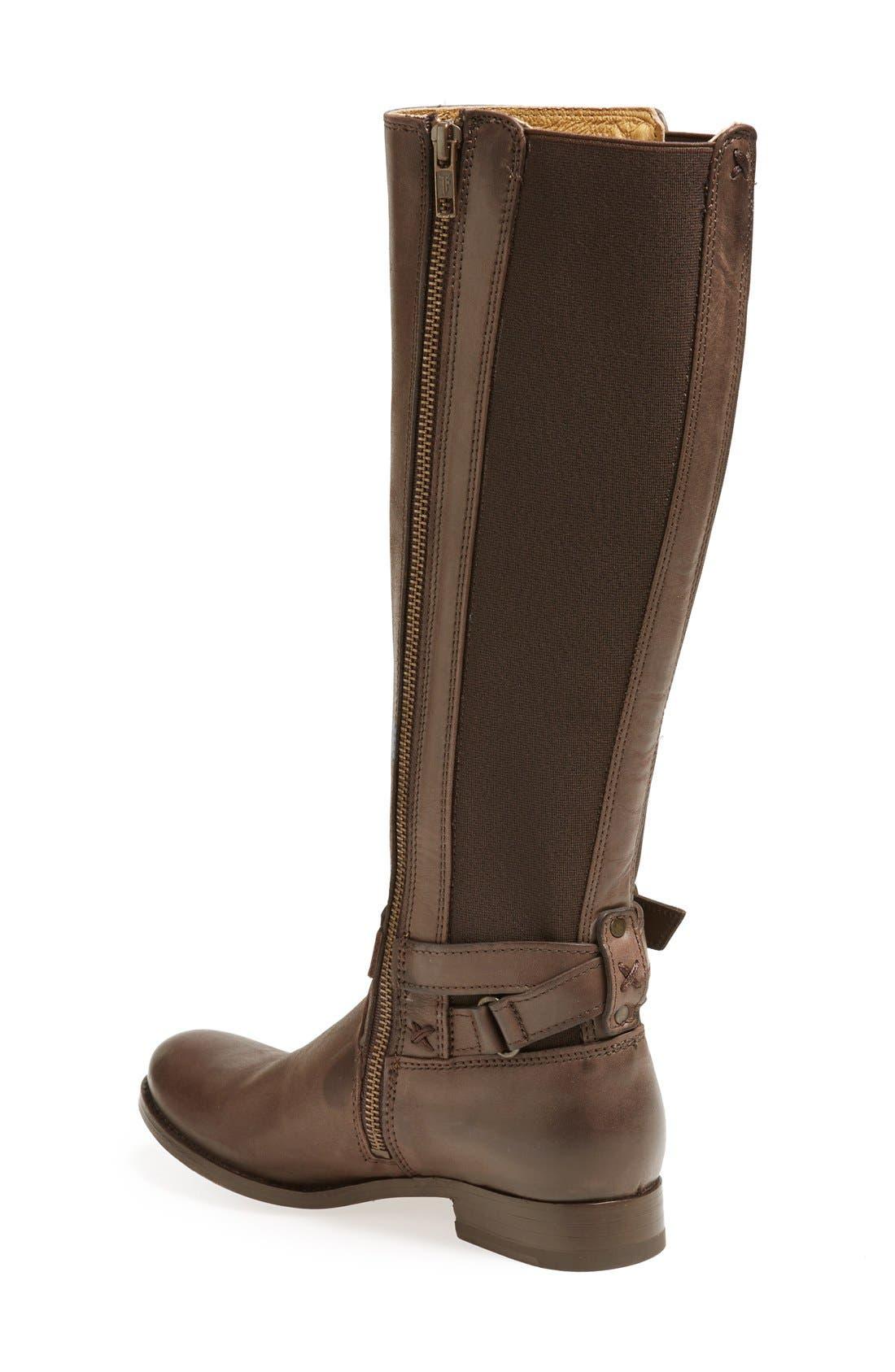 Alternate Image 2  - Frye 'Melissa' Gore Zip Boot