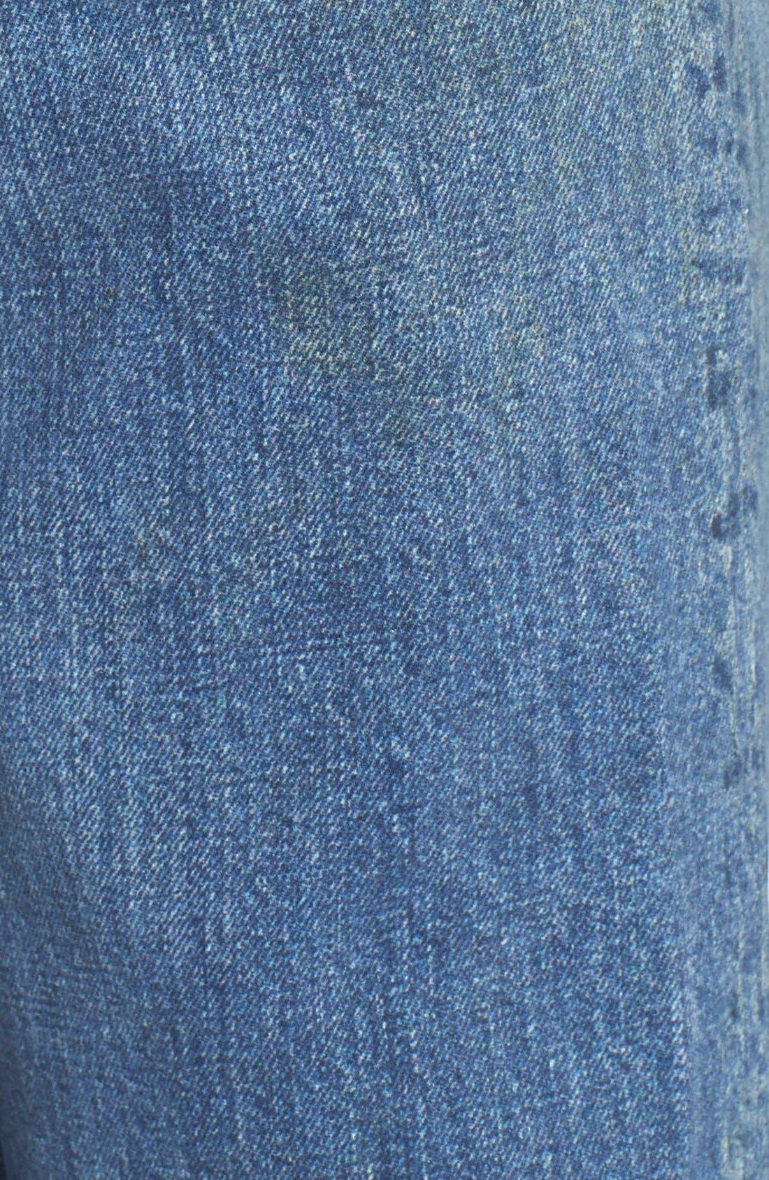 Alternate Image 3  - AG 'Digital Luxe Nikki' Relaxed Skinny Jeans (Teller)