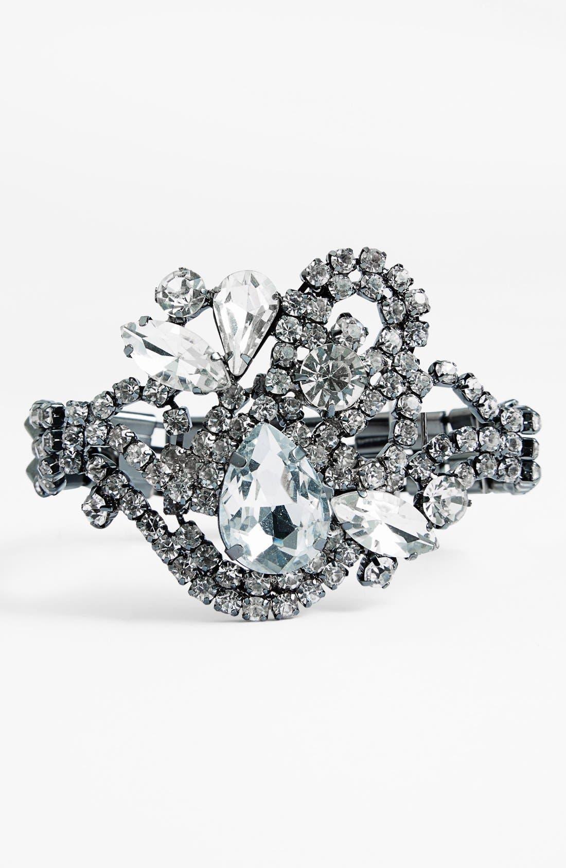 Alternate Image 1 Selected - Cara Crystal Bracelet