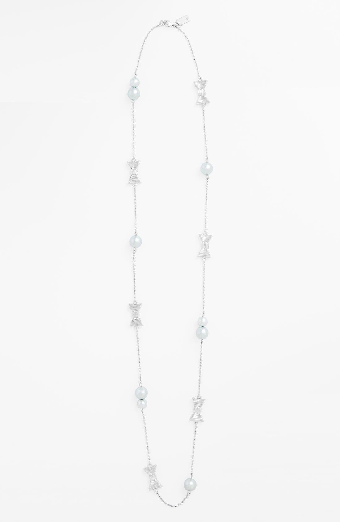 Alternate Image 2  - kate spade new york 'all wrapped up' station necklace