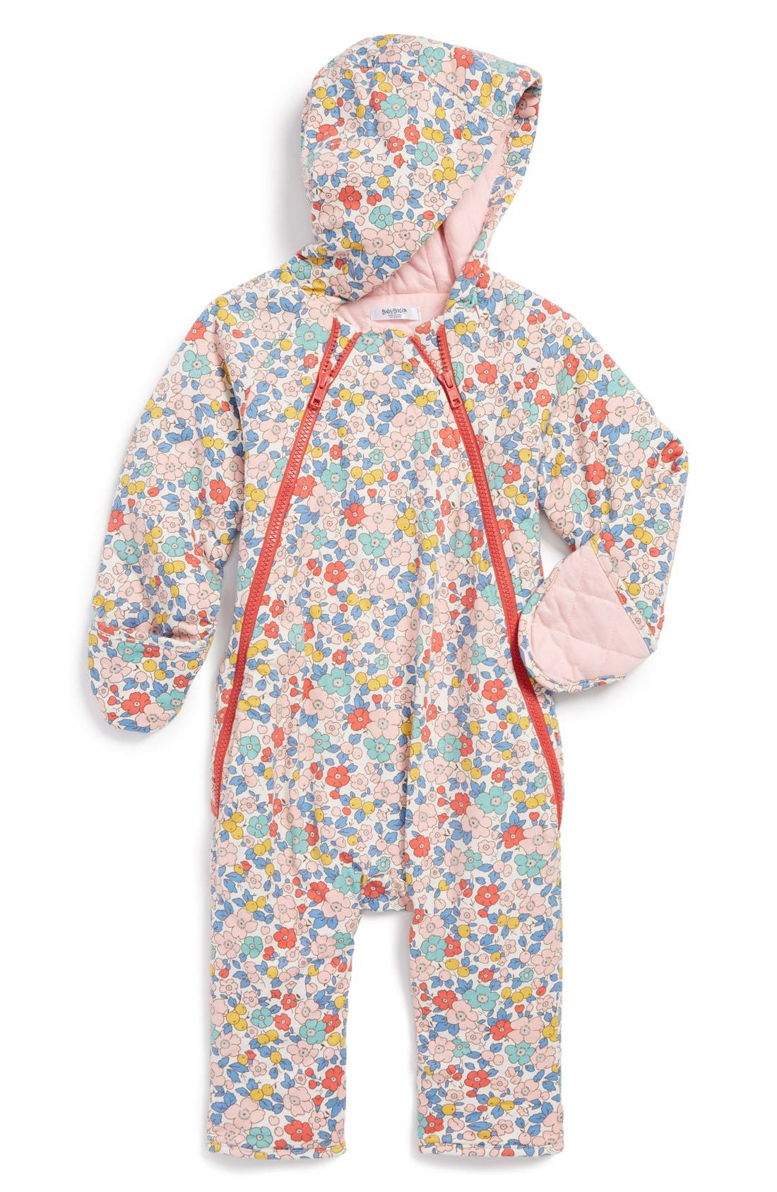 Alternate Image 2  - Mini Boden 'Cosy' Quilted Bunting (Baby Girls)