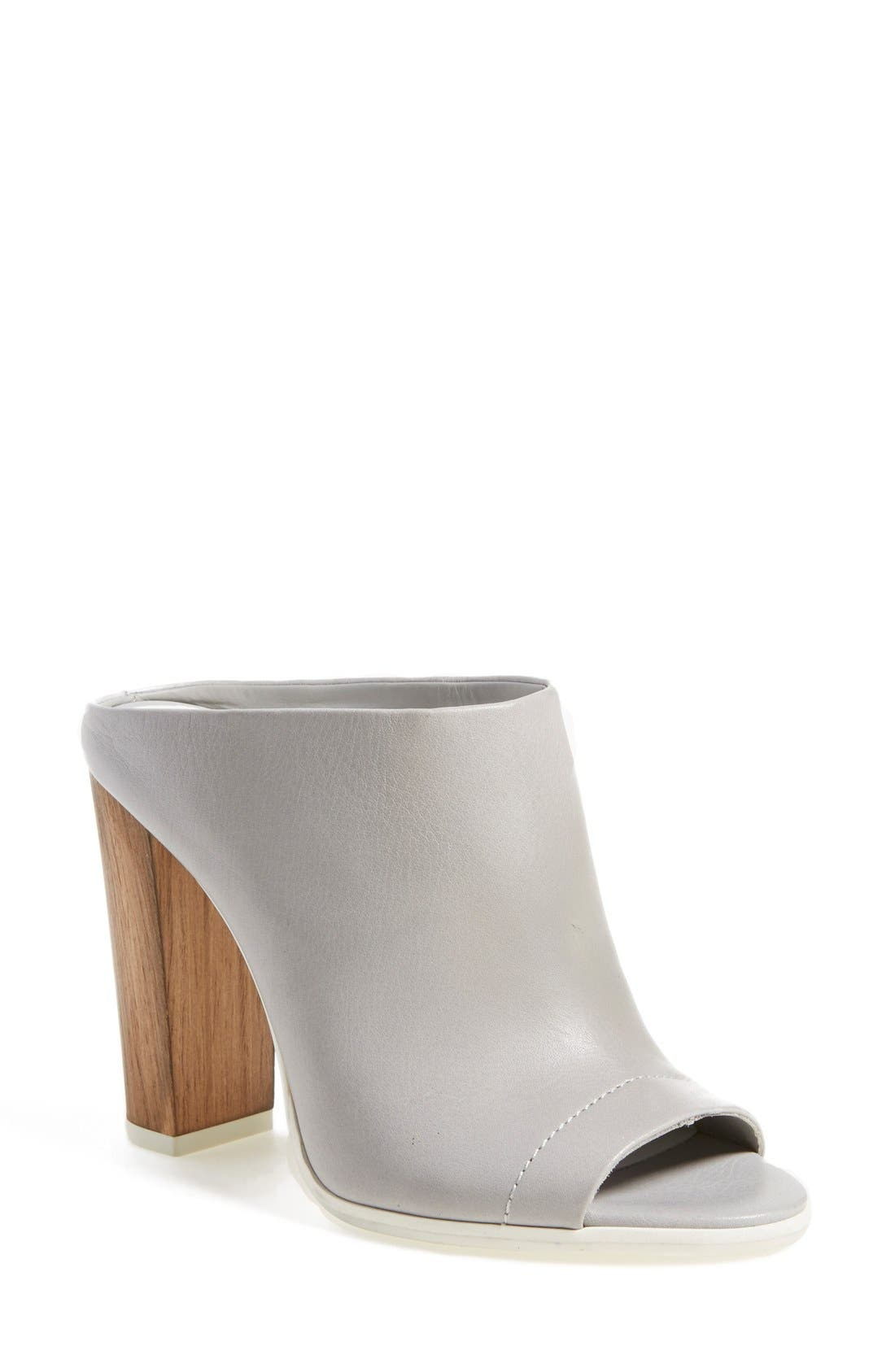 Alternate Image 1 Selected - Vince 'Allison' Leather Mule Bootie (Women)